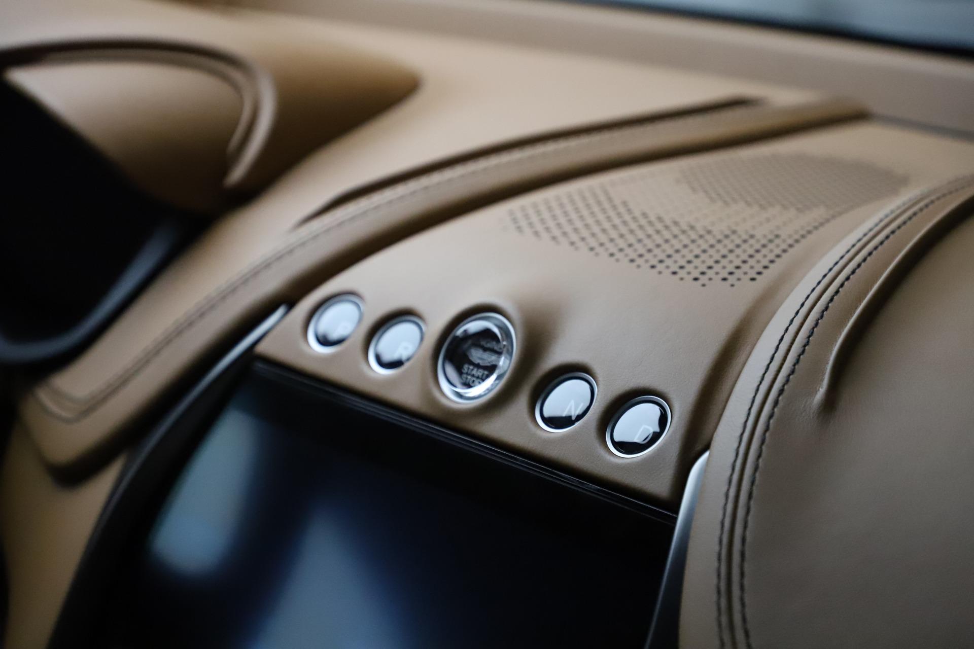 New 2020 Aston Martin DBX SUV For Sale In Westport, CT 1602_p25