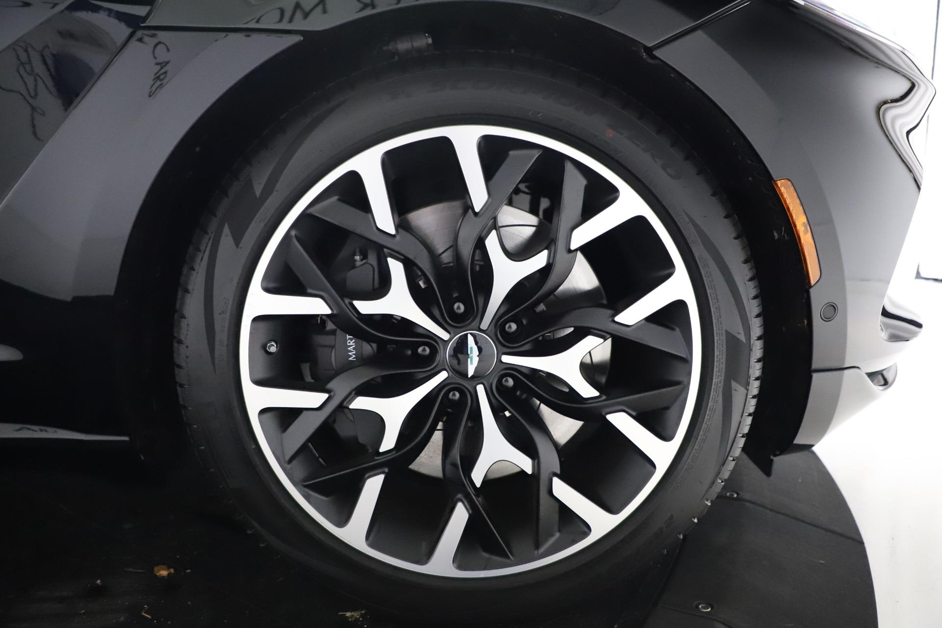 New 2020 Aston Martin DBX SUV For Sale In Westport, CT 1602_p33