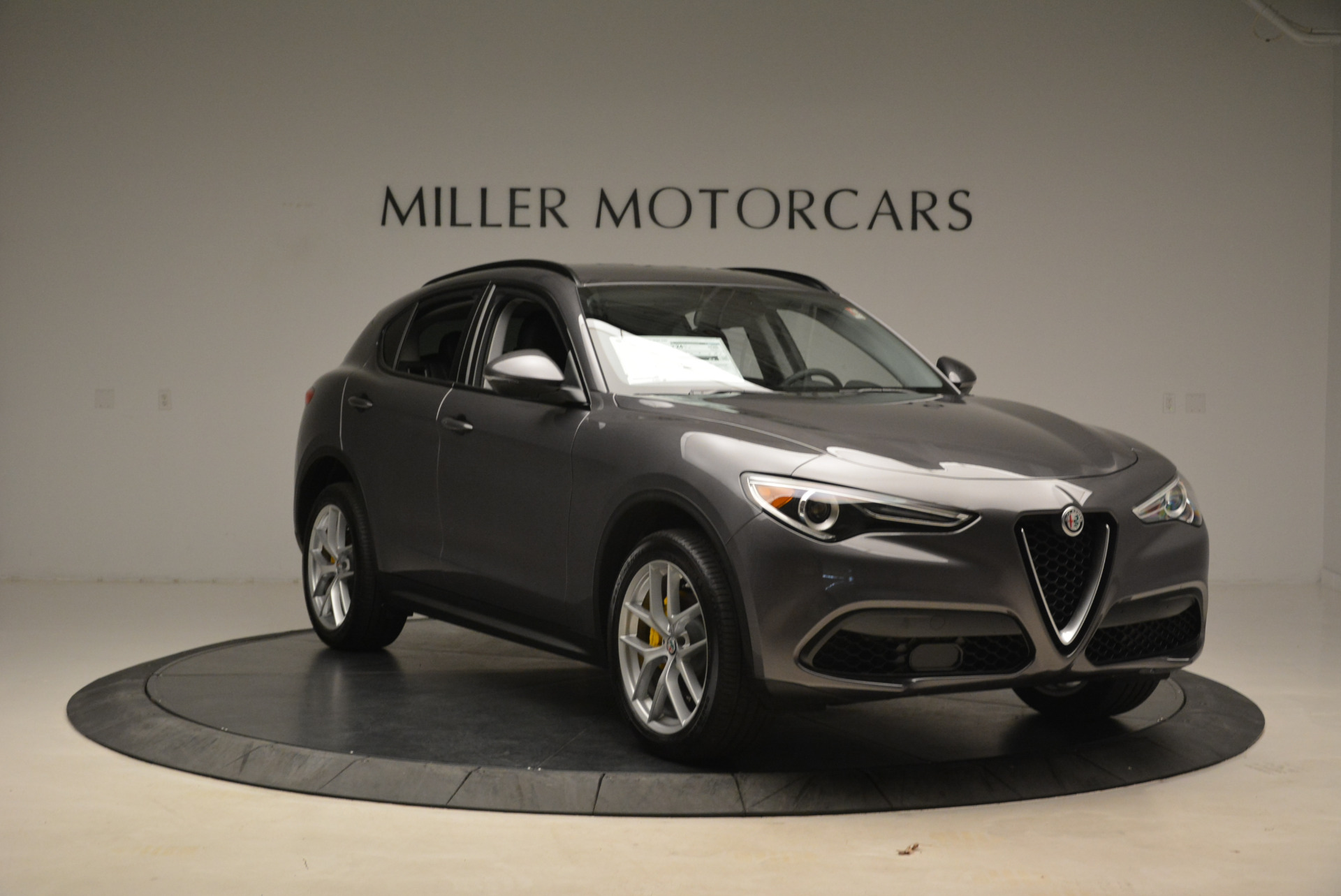 New 2018 Alfa Romeo Stelvio Sport Q4 For Sale In Westport, CT 1604_p11