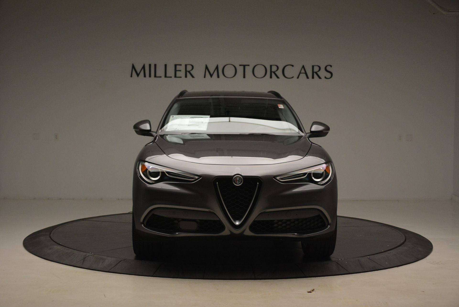 New 2018 Alfa Romeo Stelvio Sport Q4 For Sale In Westport, CT 1604_p12