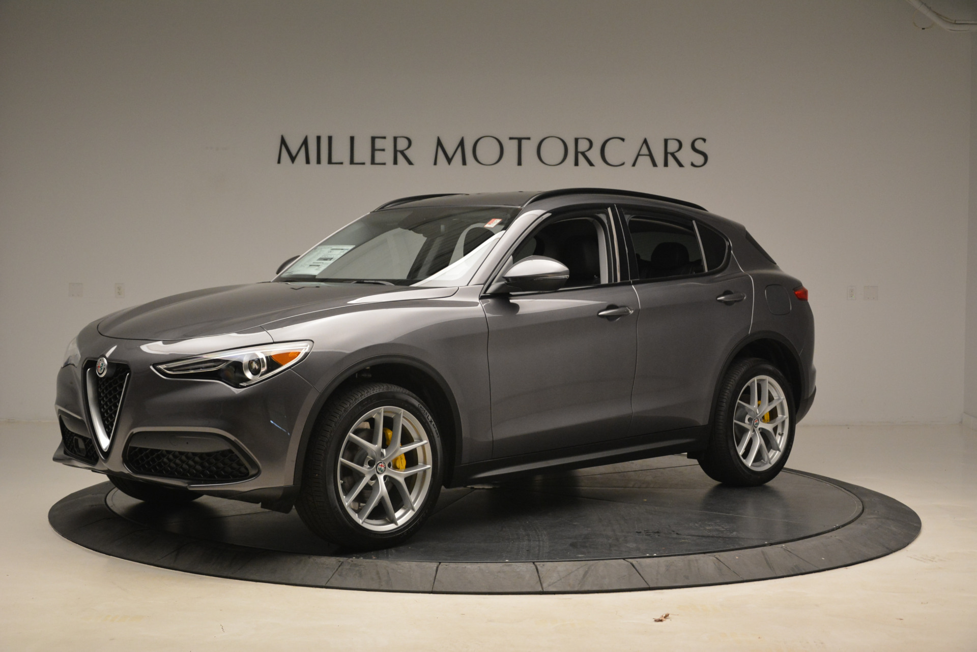 New 2018 Alfa Romeo Stelvio Sport Q4 For Sale In Westport, CT 1604_p2