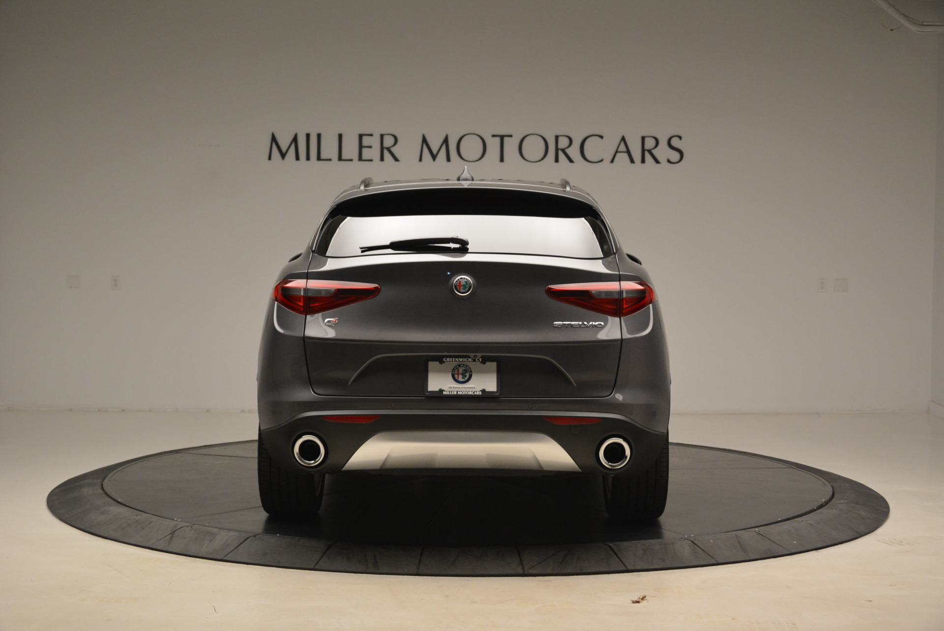 New 2018 Alfa Romeo Stelvio Sport Q4 For Sale In Westport, CT 1604_p6