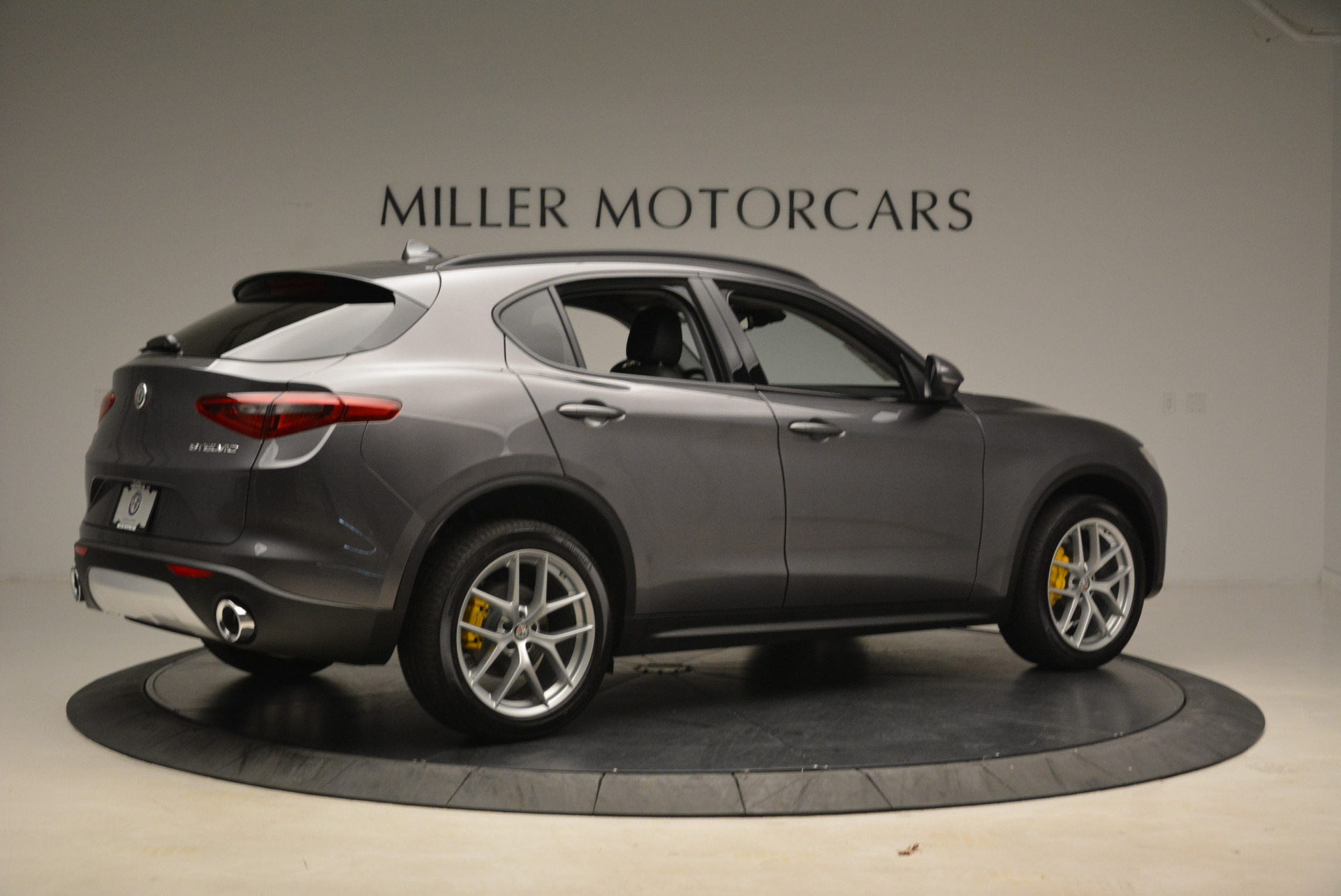 New 2018 Alfa Romeo Stelvio Sport Q4 For Sale In Westport, CT 1604_p8