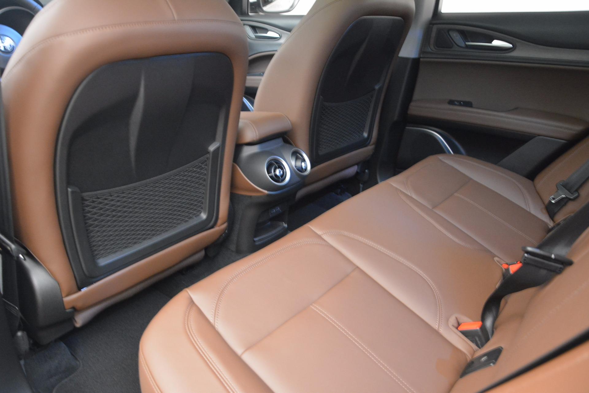 New 2018 Alfa Romeo Stelvio Ti Q4 For Sale In Westport, CT 1607_p16