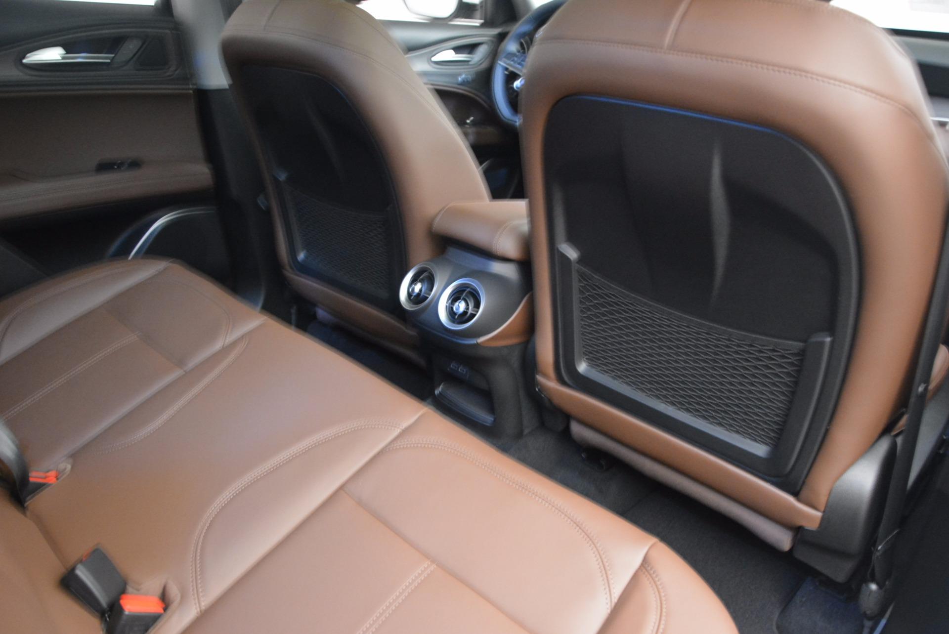New 2018 Alfa Romeo Stelvio Ti Q4 For Sale In Westport, CT 1607_p22