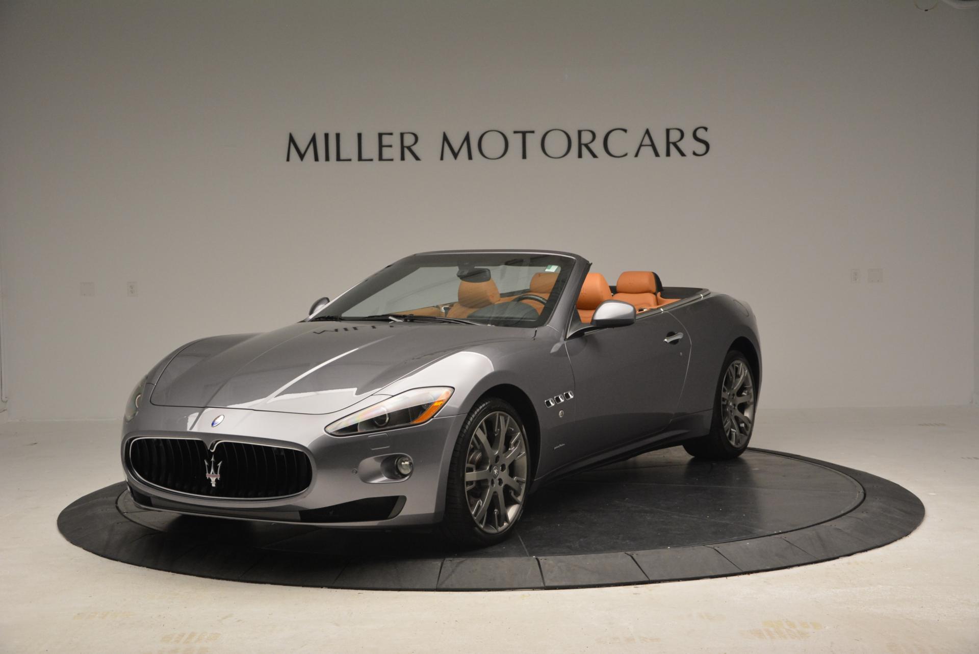 Used 2012 Maserati GranTurismo  For Sale In Westport, CT 161_main