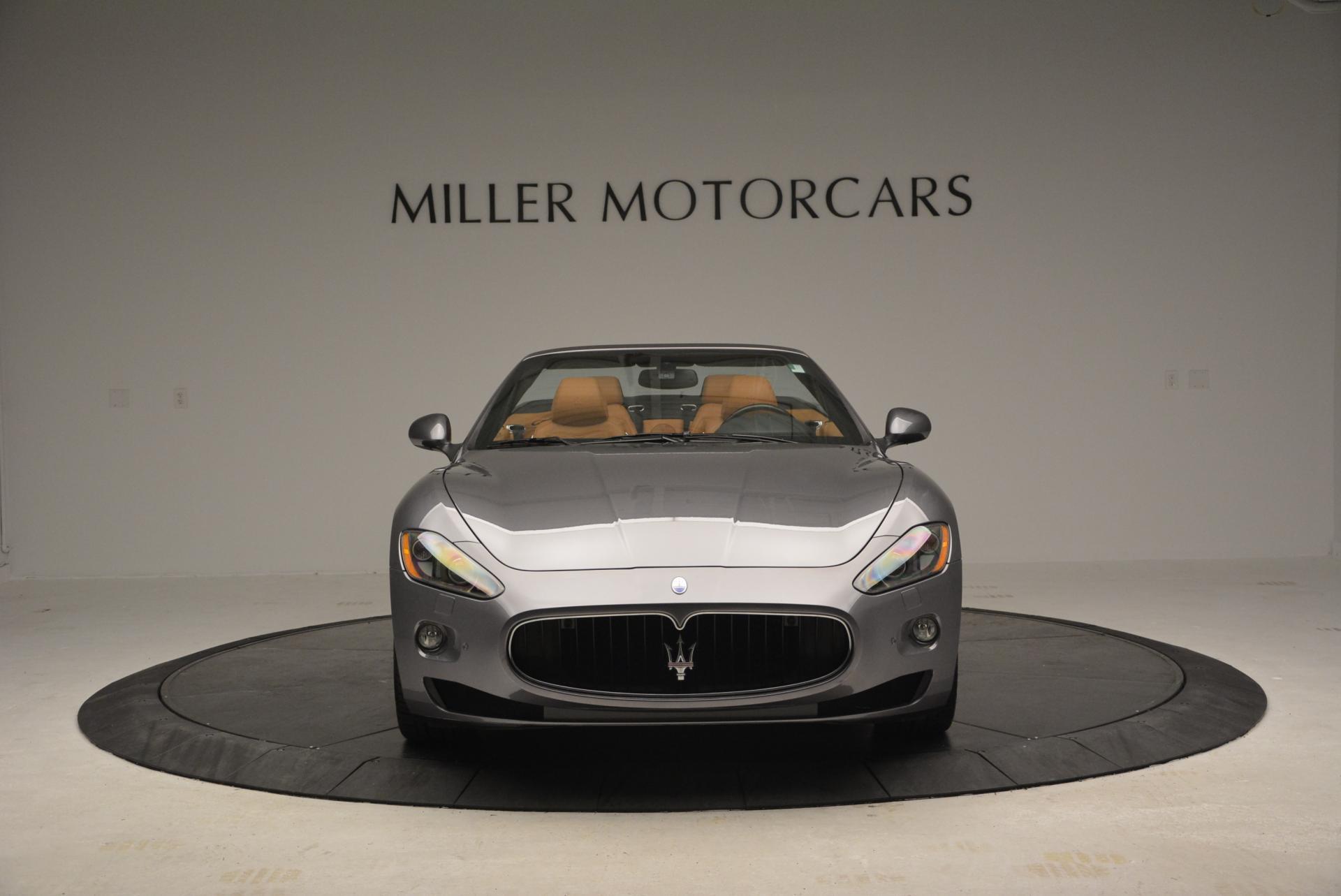 Used 2012 Maserati GranTurismo  For Sale In Westport, CT 161_p12