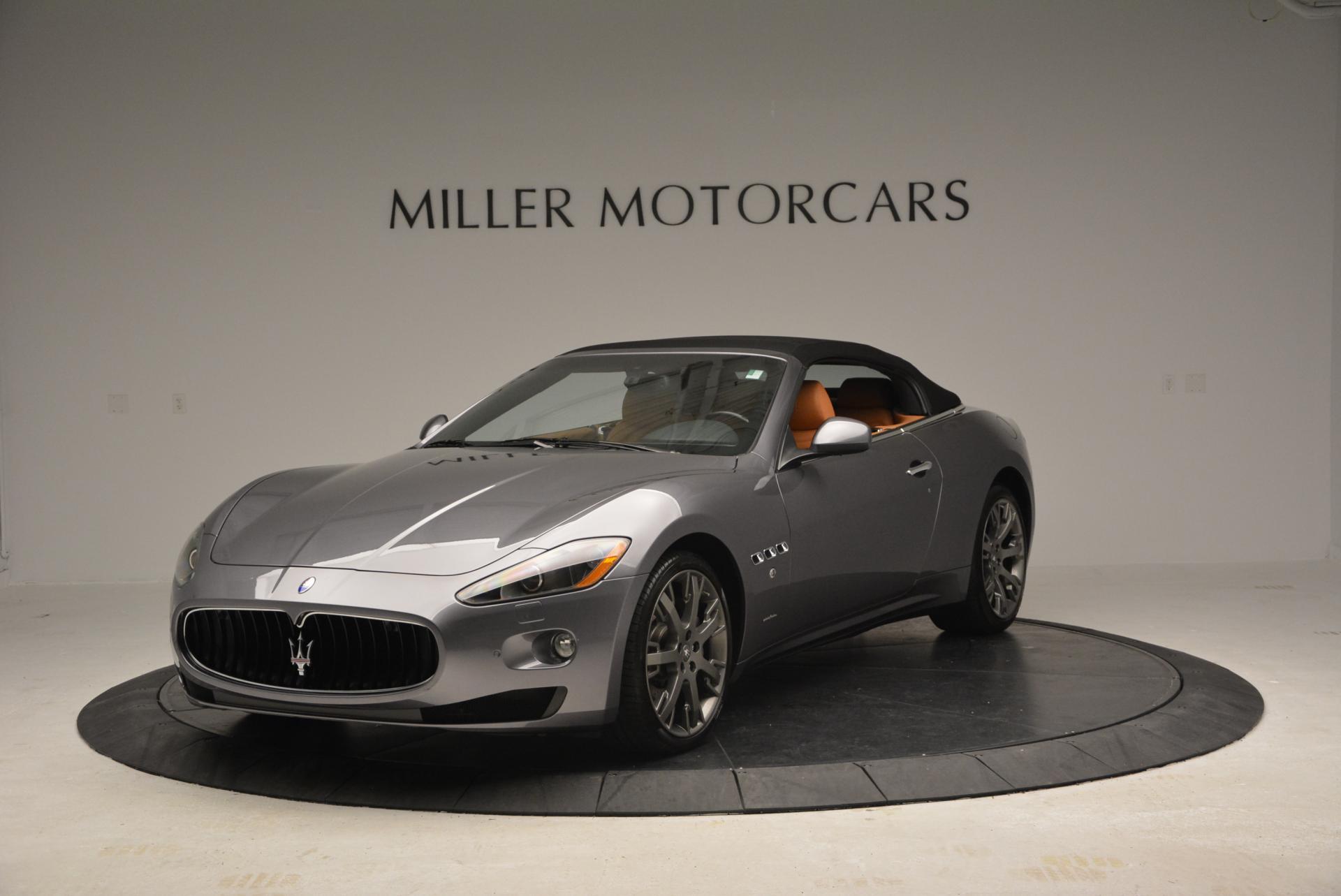 Used 2012 Maserati GranTurismo  For Sale In Westport, CT 161_p13