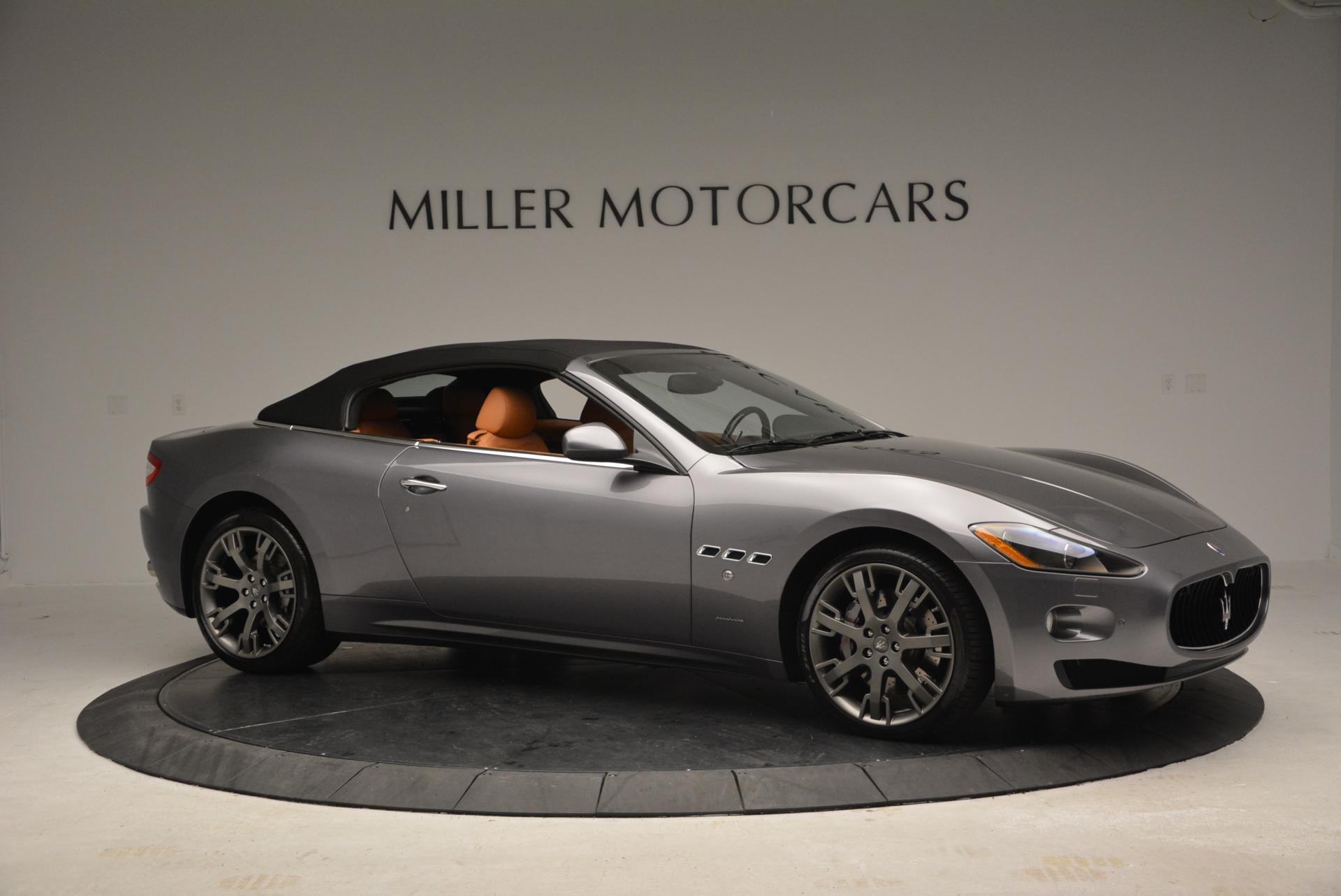 Used 2012 Maserati GranTurismo  For Sale In Westport, CT 161_p17