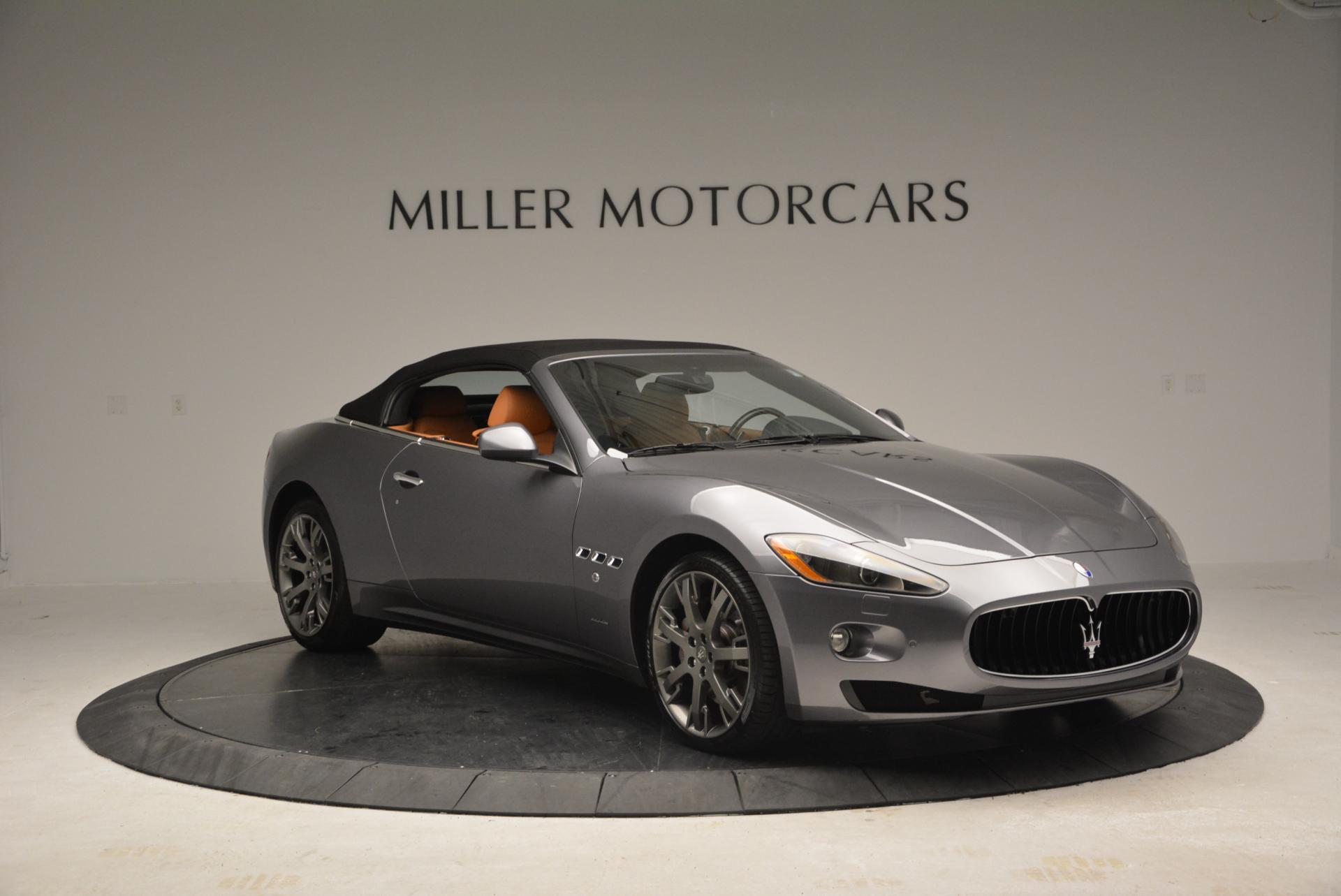 Used 2012 Maserati GranTurismo  For Sale In Westport, CT 161_p18