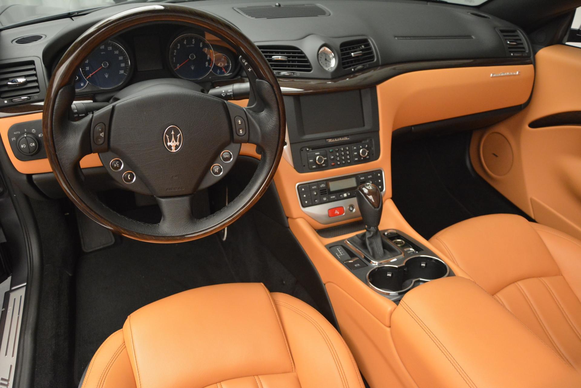 Used 2012 Maserati GranTurismo  For Sale In Westport, CT 161_p20