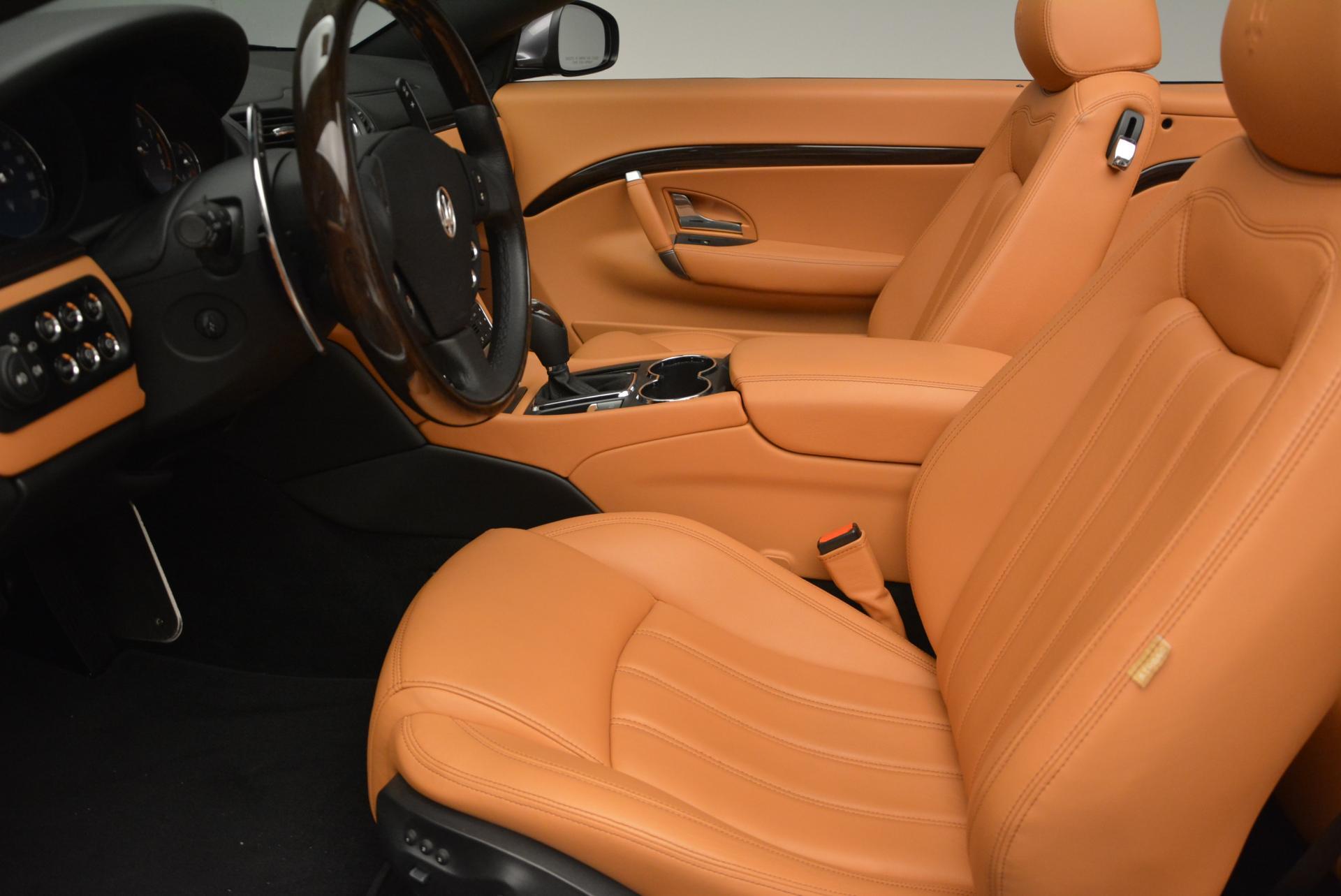 Used 2012 Maserati GranTurismo  For Sale In Westport, CT 161_p21