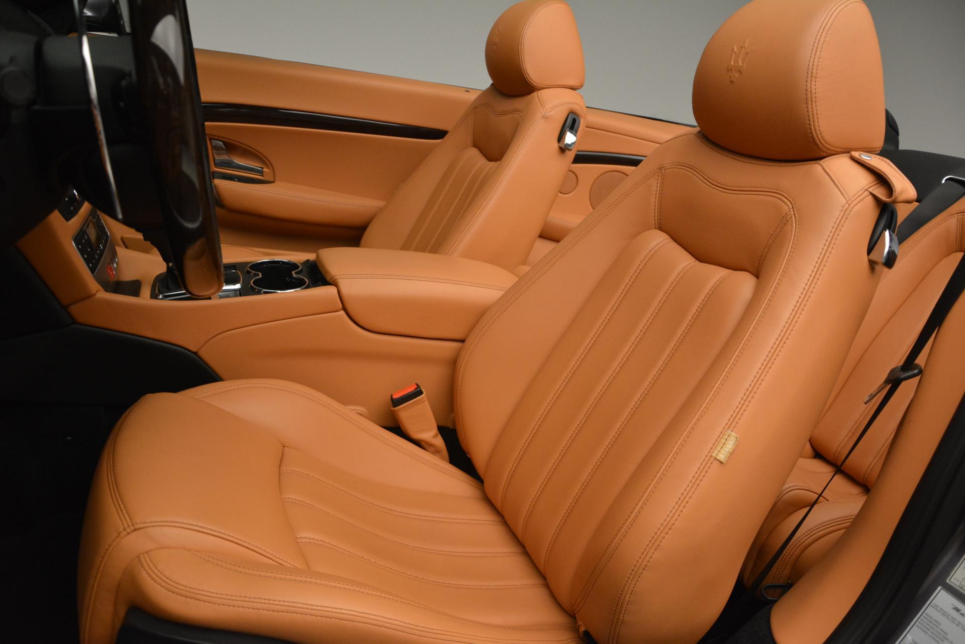 Used 2012 Maserati GranTurismo  For Sale In Westport, CT 161_p22