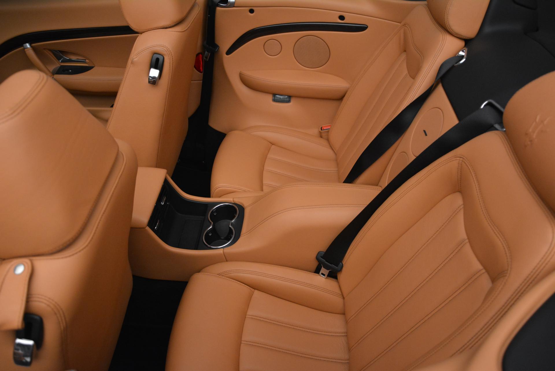 Used 2012 Maserati GranTurismo  For Sale In Westport, CT 161_p23