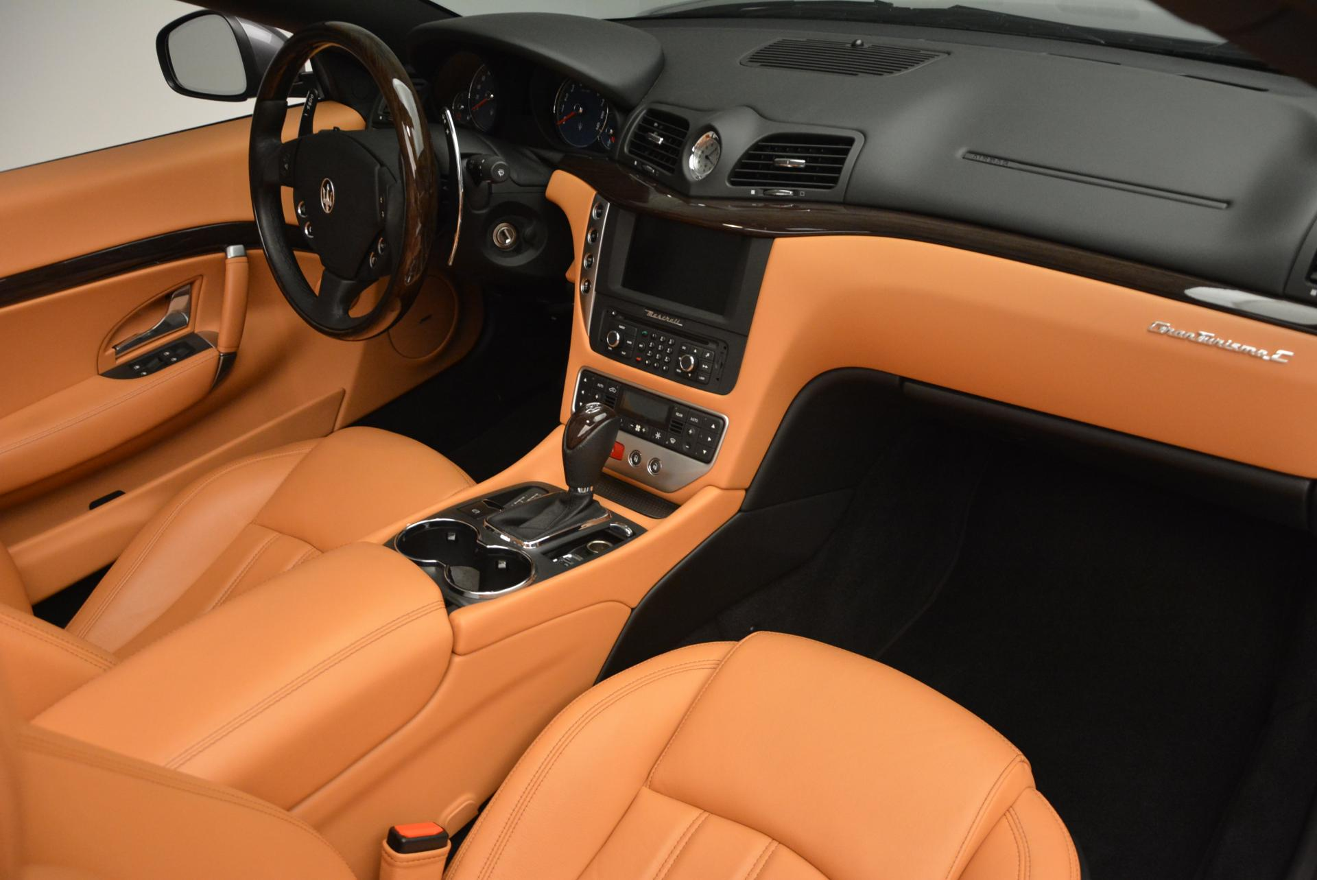 Used 2012 Maserati GranTurismo  For Sale In Westport, CT 161_p25