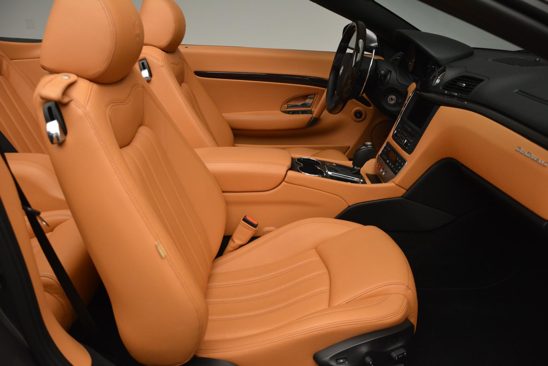 Used 2012 Maserati GranTurismo  For Sale In Westport, CT 161_p26