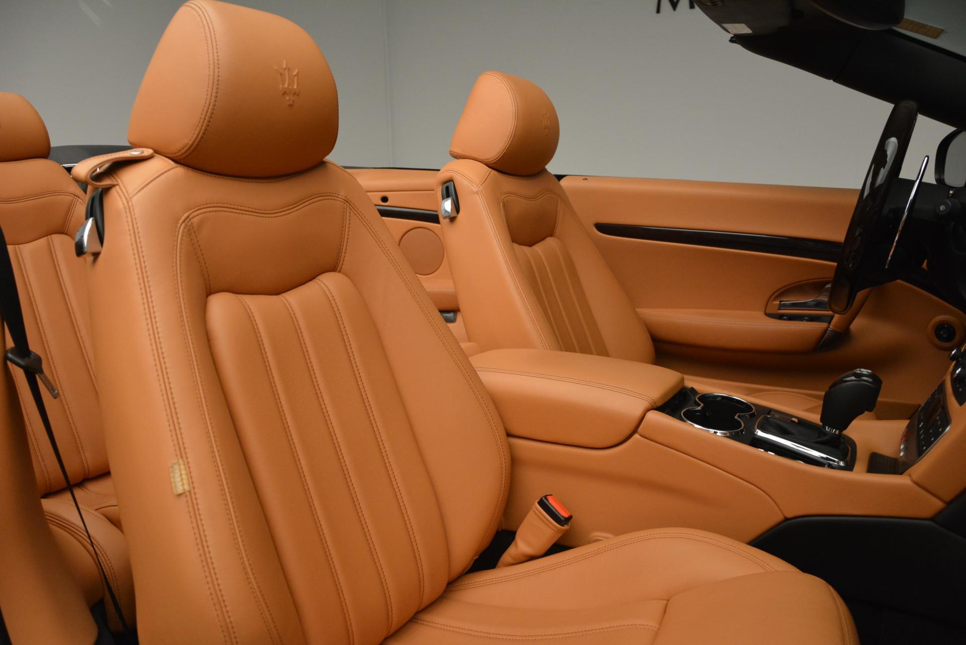 Used 2012 Maserati GranTurismo  For Sale In Westport, CT 161_p27