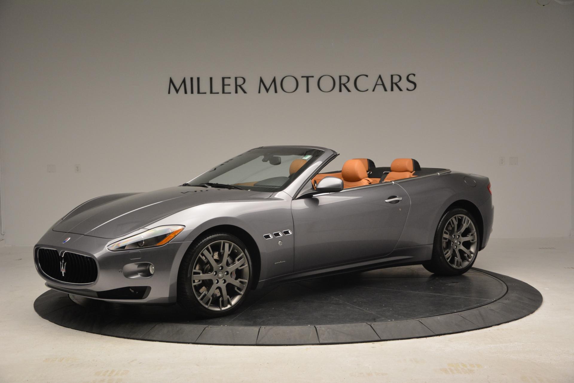 Used 2012 Maserati GranTurismo  For Sale In Westport, CT 161_p2