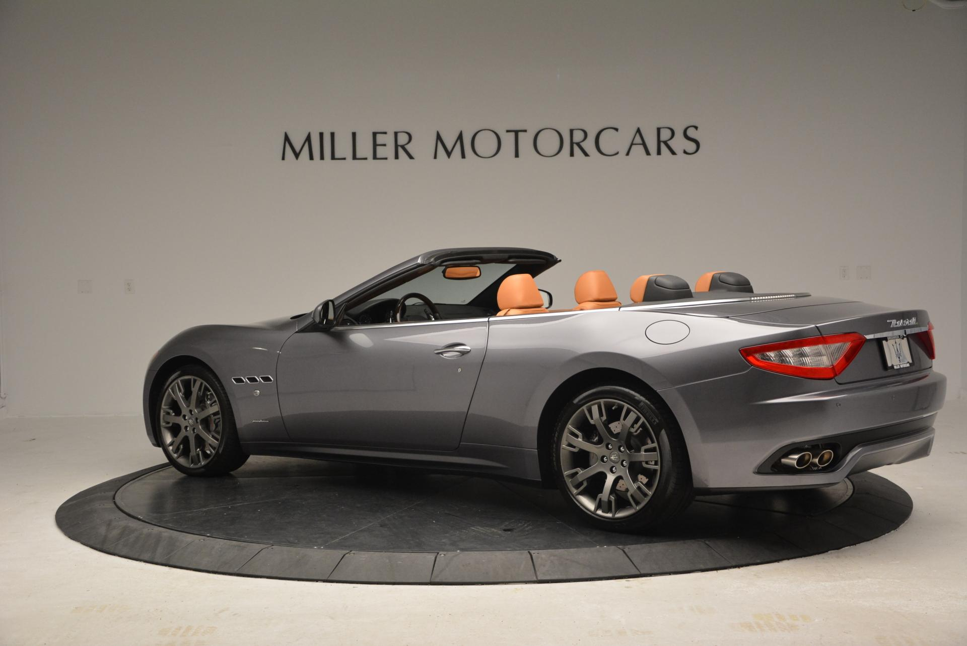 Used 2012 Maserati GranTurismo  For Sale In Westport, CT 161_p4