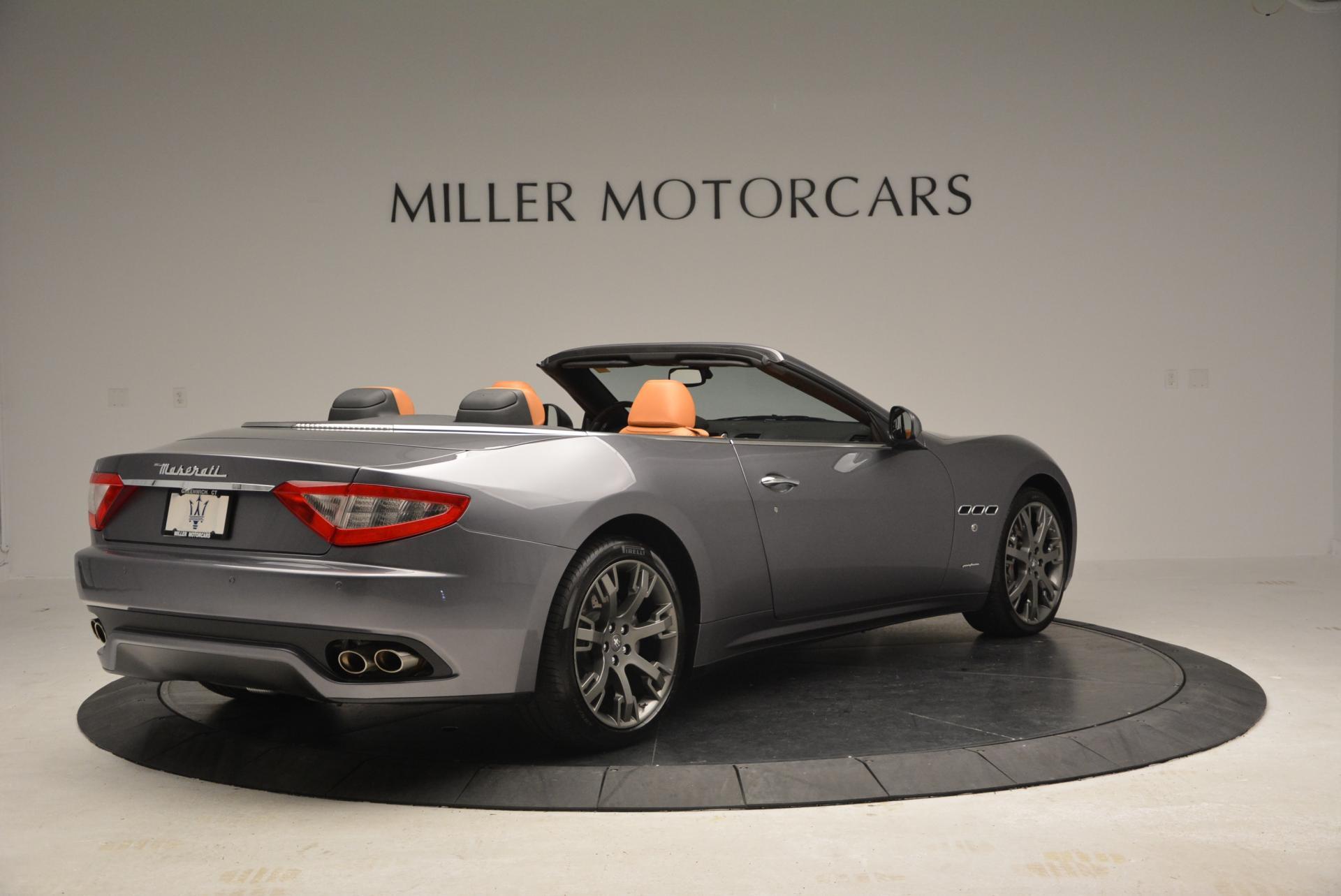 Used 2012 Maserati GranTurismo  For Sale In Westport, CT 161_p7
