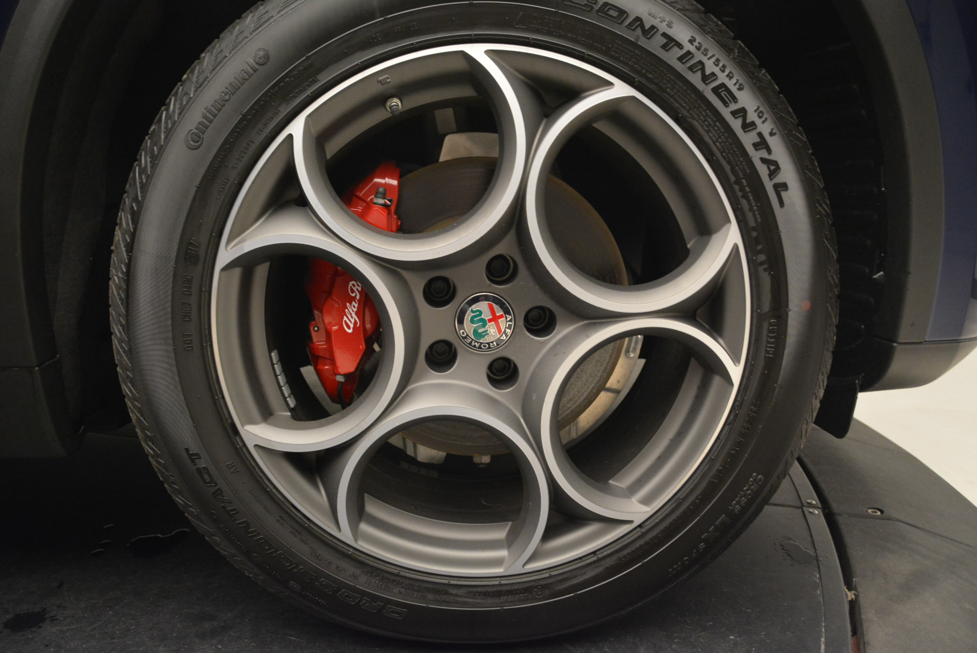 New 2018 Alfa Romeo Stelvio Sport Q4 For Sale In Westport, CT 1611_p25