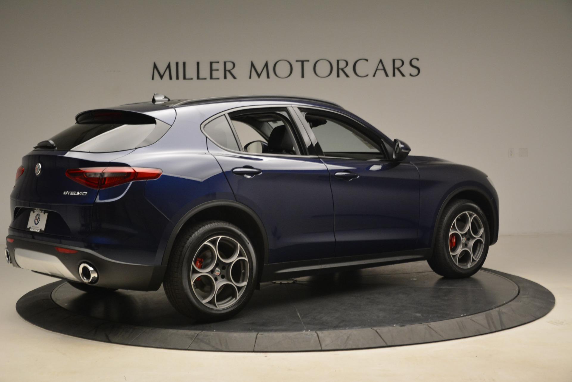 New 2018 Alfa Romeo Stelvio Sport Q4 For Sale In Westport, CT 1611_p8