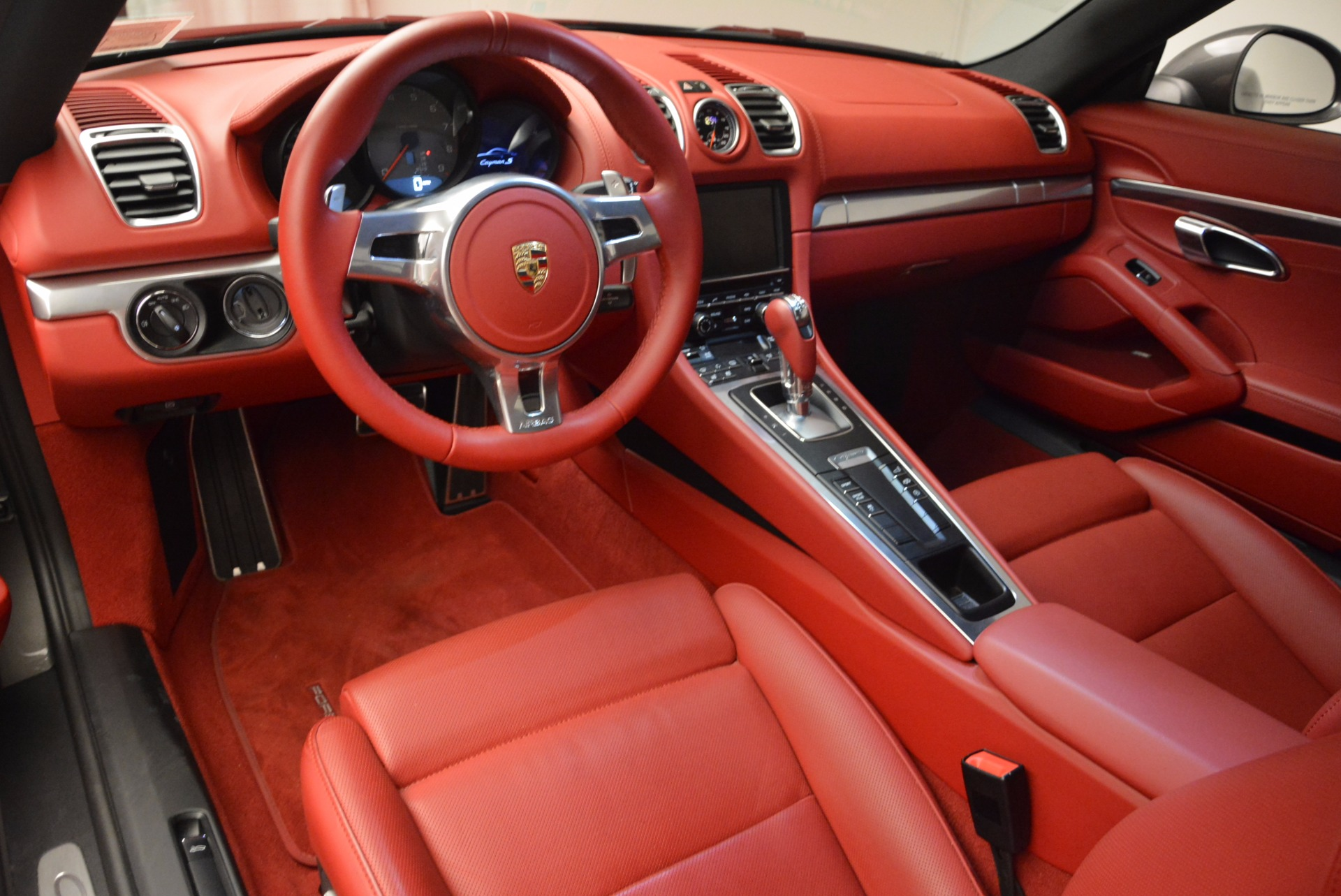 Used 2014 Porsche Cayman S S For Sale In Westport, CT 1612_p13