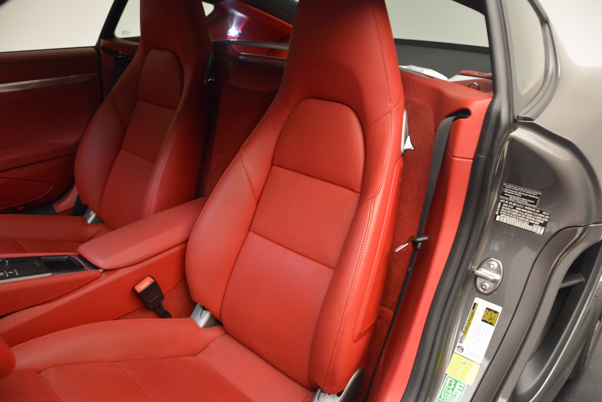 Used 2014 Porsche Cayman S S For Sale In Westport, CT 1612_p15