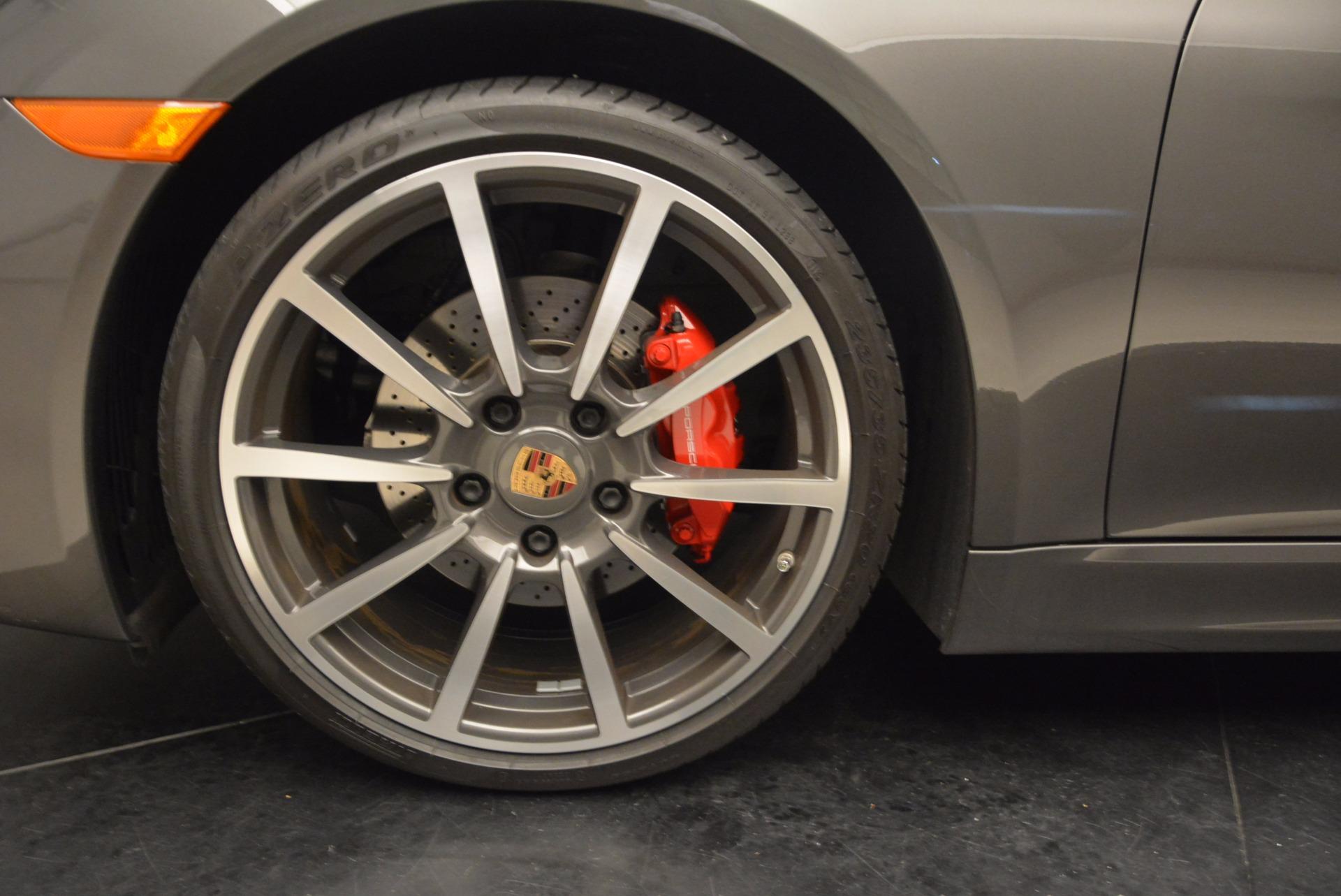 Used 2014 Porsche Cayman S S For Sale In Westport, CT 1612_p19