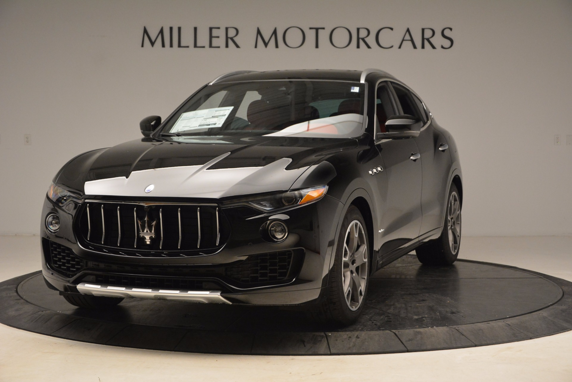 New 2018 Maserati Levante S Q4 GranLusso For Sale In Westport, CT 1613_main