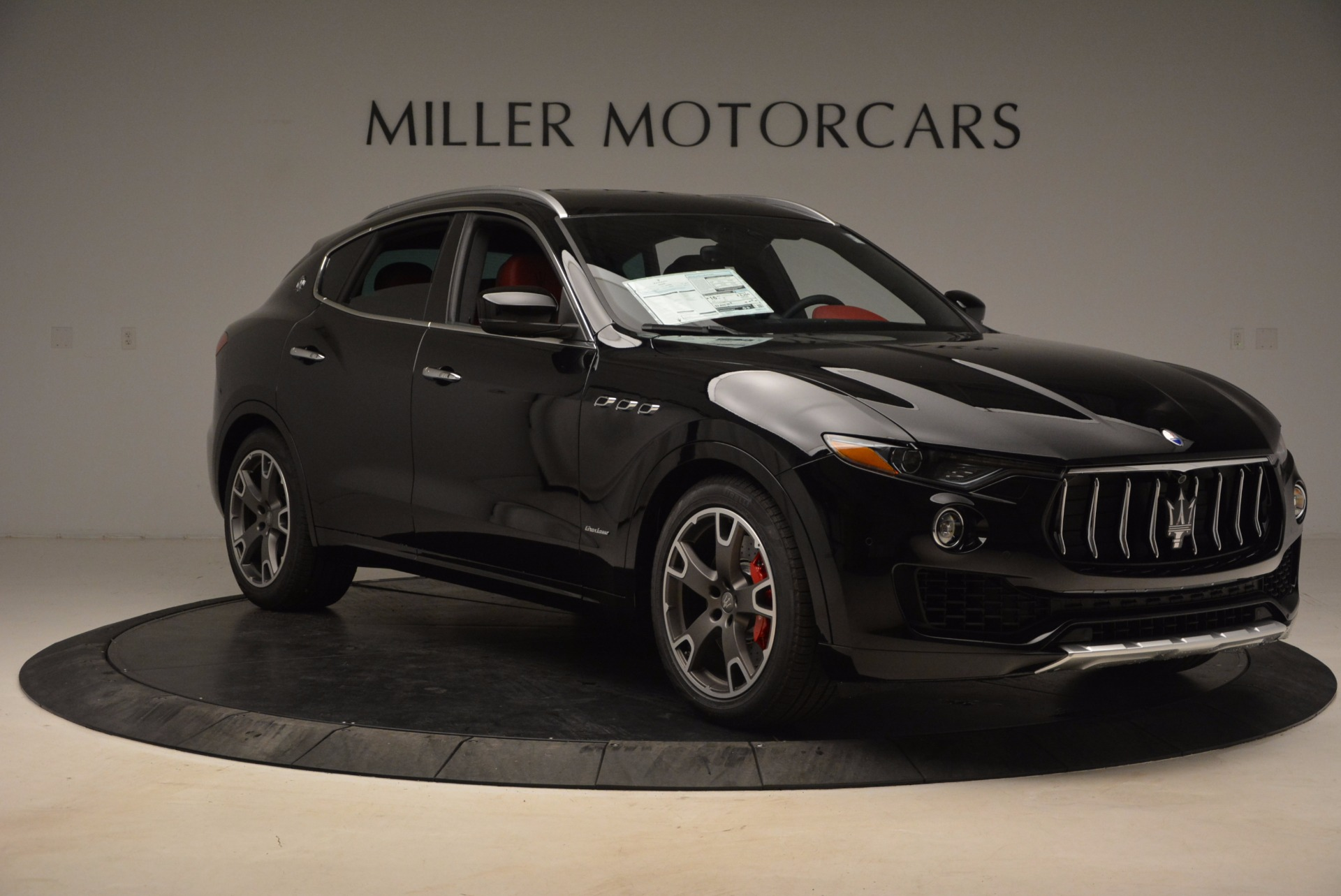 New 2018 Maserati Levante S Q4 GranLusso For Sale In Westport, CT 1613_p11