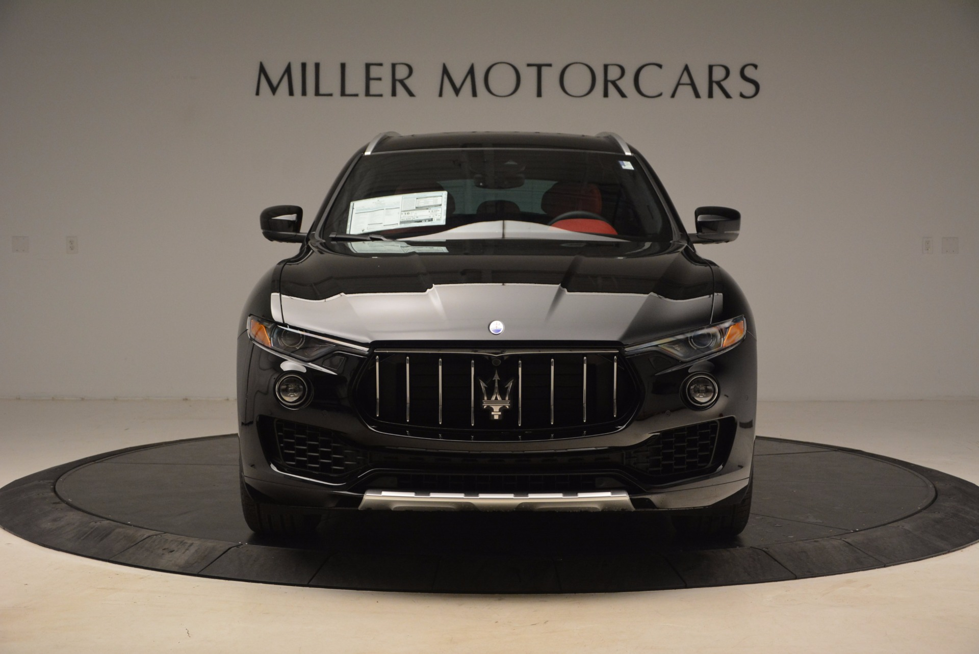 New 2018 Maserati Levante S Q4 GranLusso For Sale In Westport, CT 1613_p12