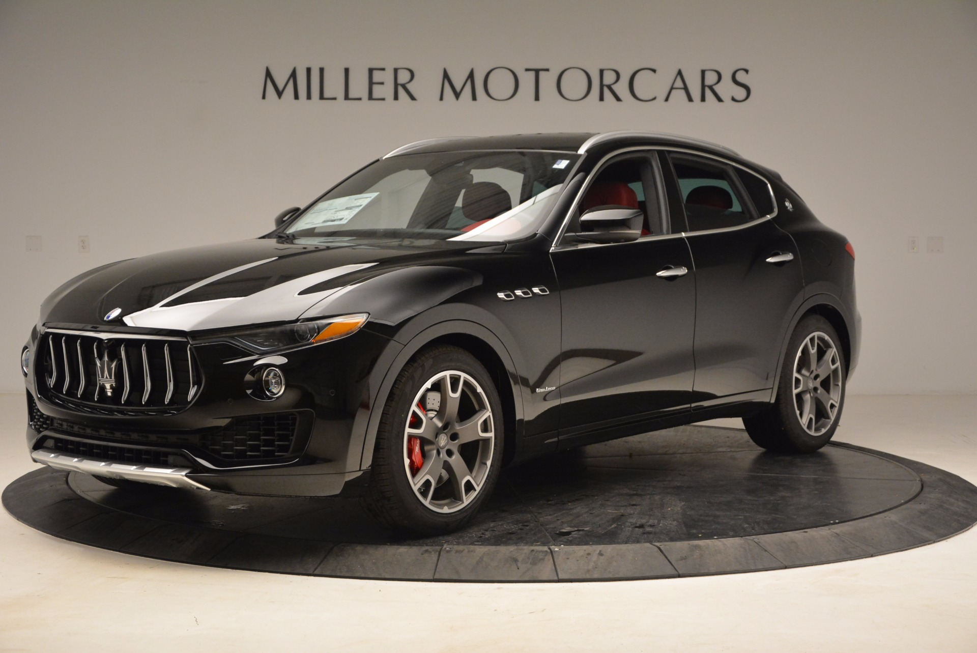 New 2018 Maserati Levante S Q4 GranLusso For Sale In Westport, CT 1613_p2