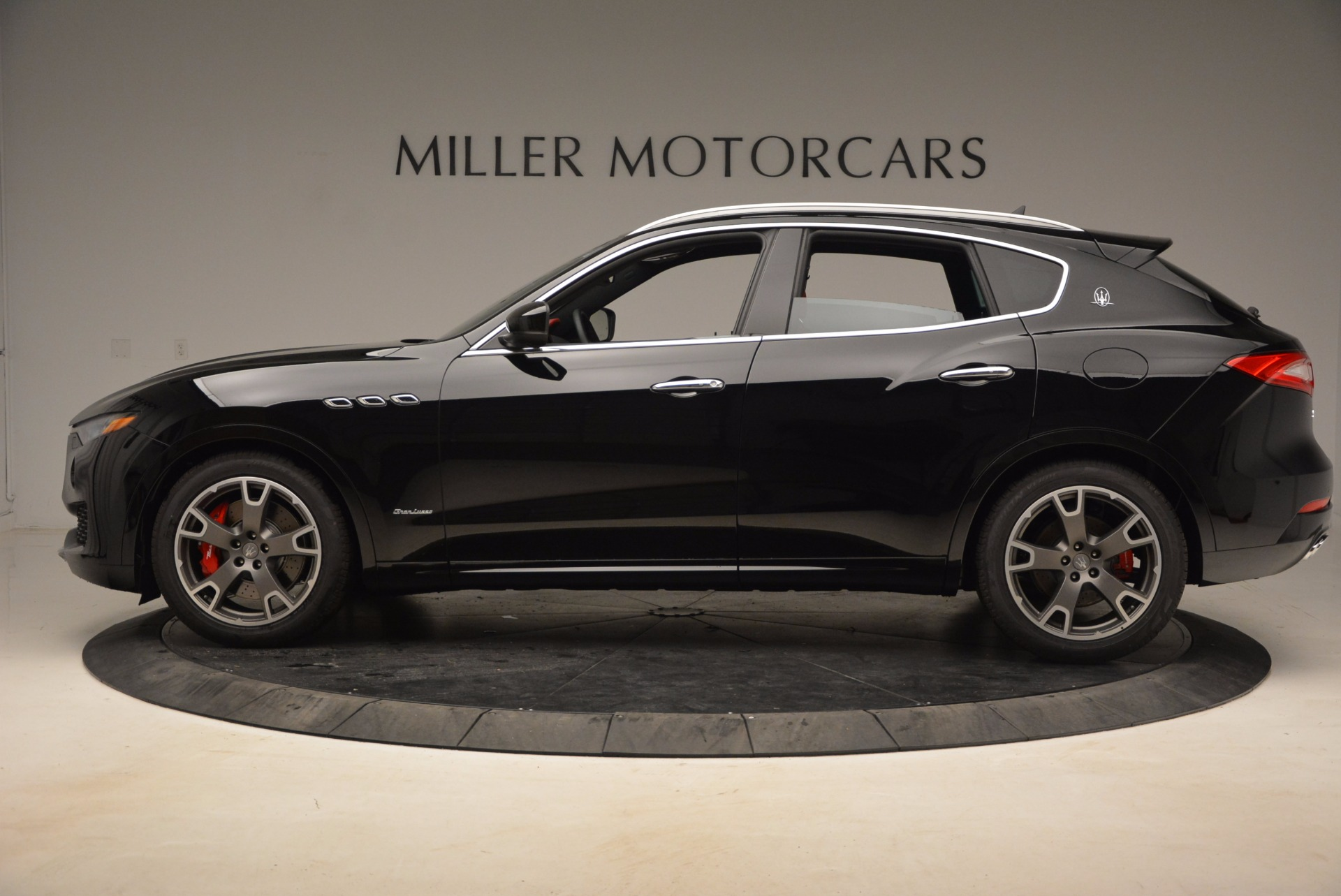 New 2018 Maserati Levante S Q4 GranLusso For Sale In Westport, CT 1613_p3