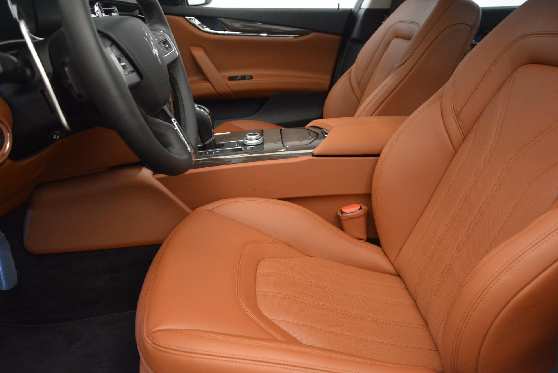 New 2018 Maserati Quattroporte S Q4 GranLusso For Sale In Westport, CT 1614_p14