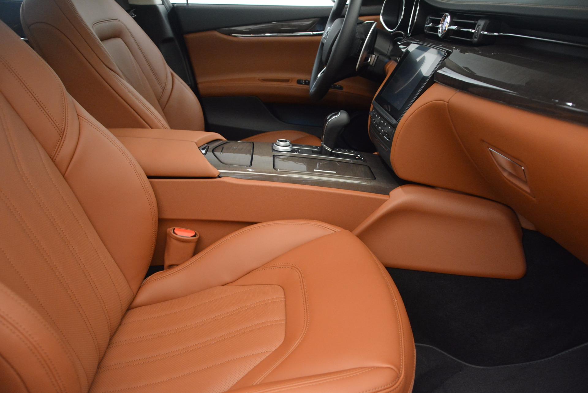 New 2018 Maserati Quattroporte S Q4 GranLusso For Sale In Westport, CT 1614_p20