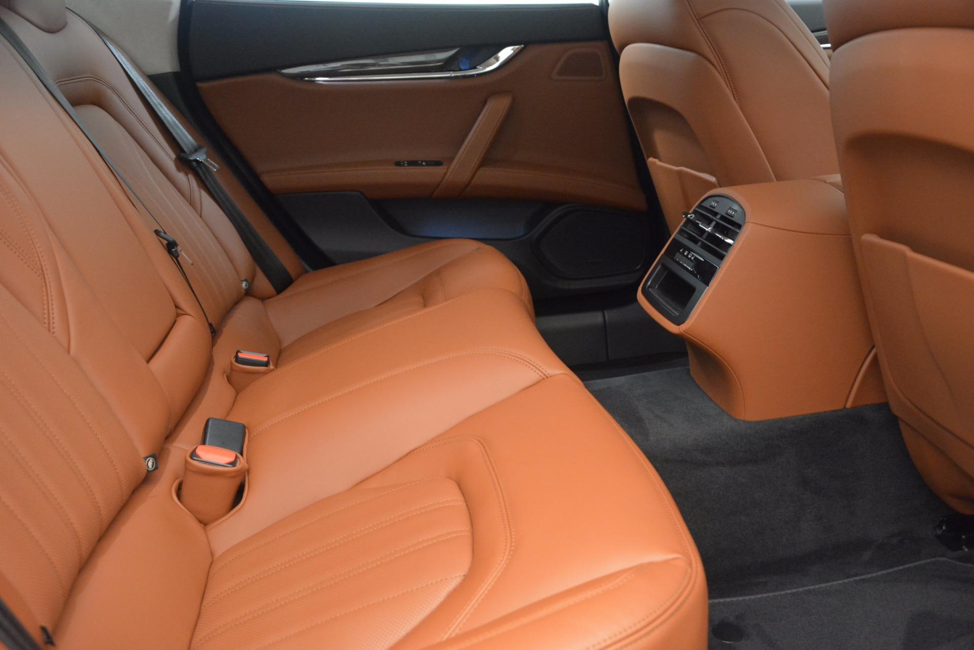 New 2018 Maserati Quattroporte S Q4 GranLusso For Sale In Westport, CT 1614_p23