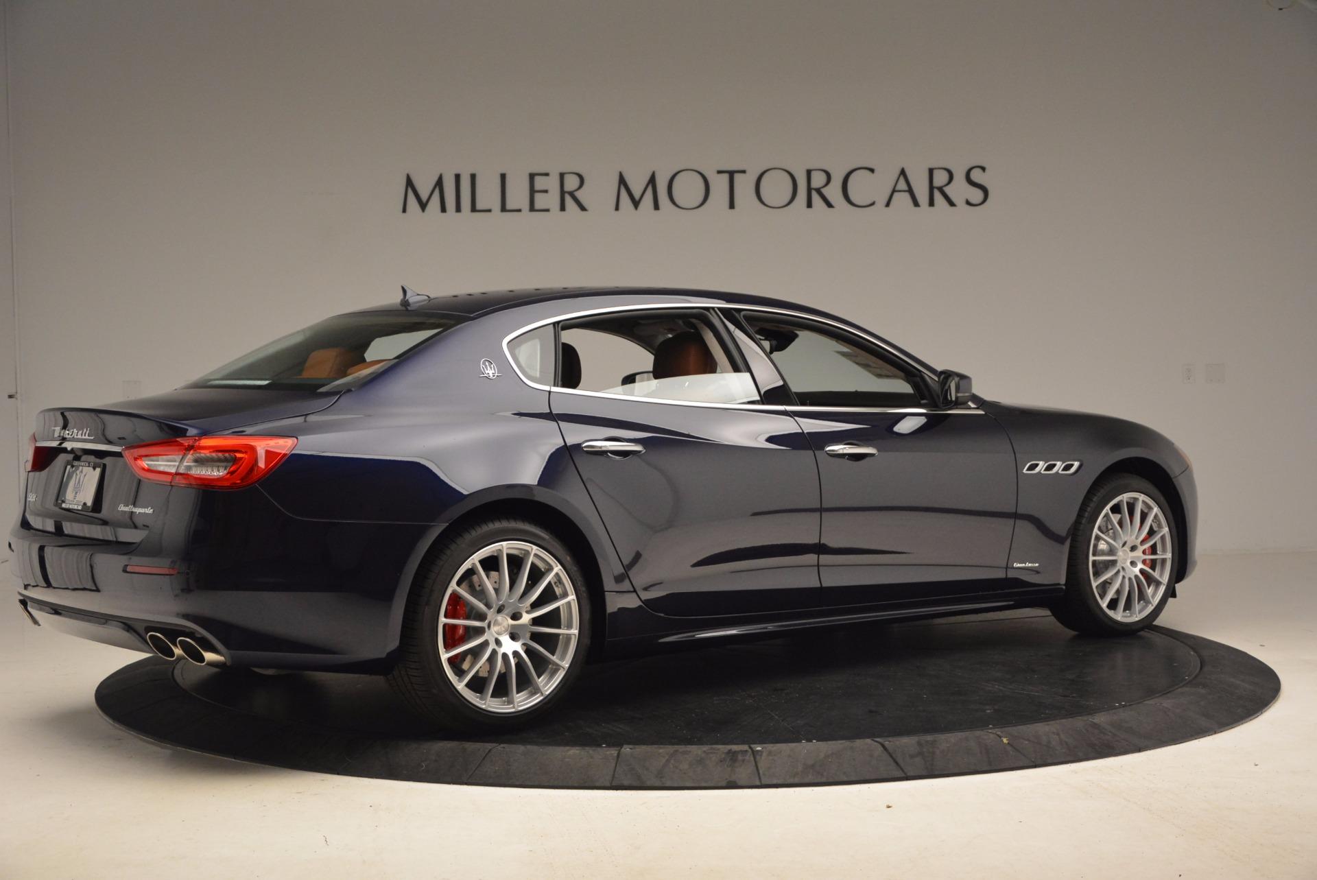 New 2018 Maserati Quattroporte S Q4 GranLusso For Sale In Westport, CT 1614_p8