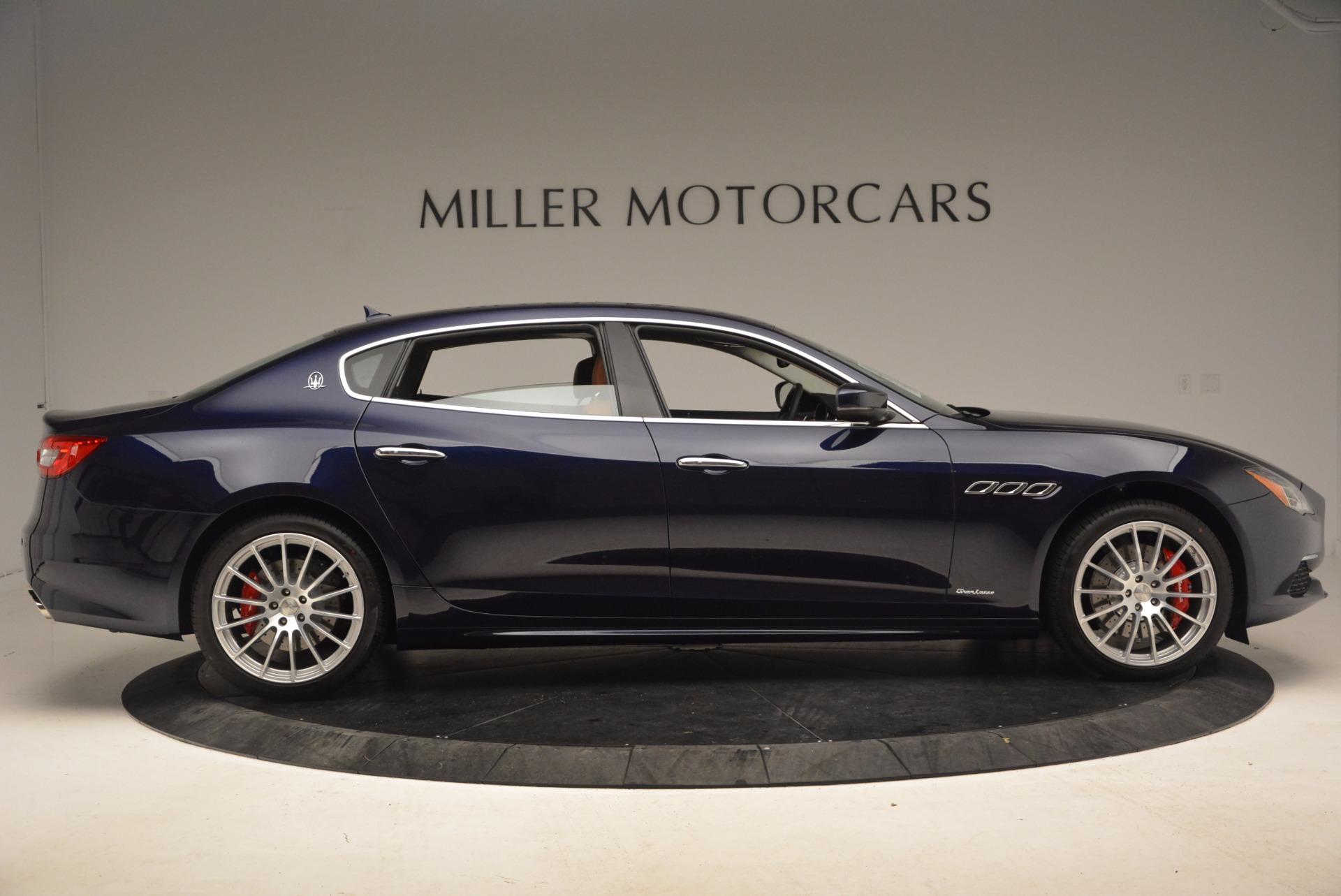 New 2018 Maserati Quattroporte S Q4 GranLusso For Sale In Westport, CT 1614_p9