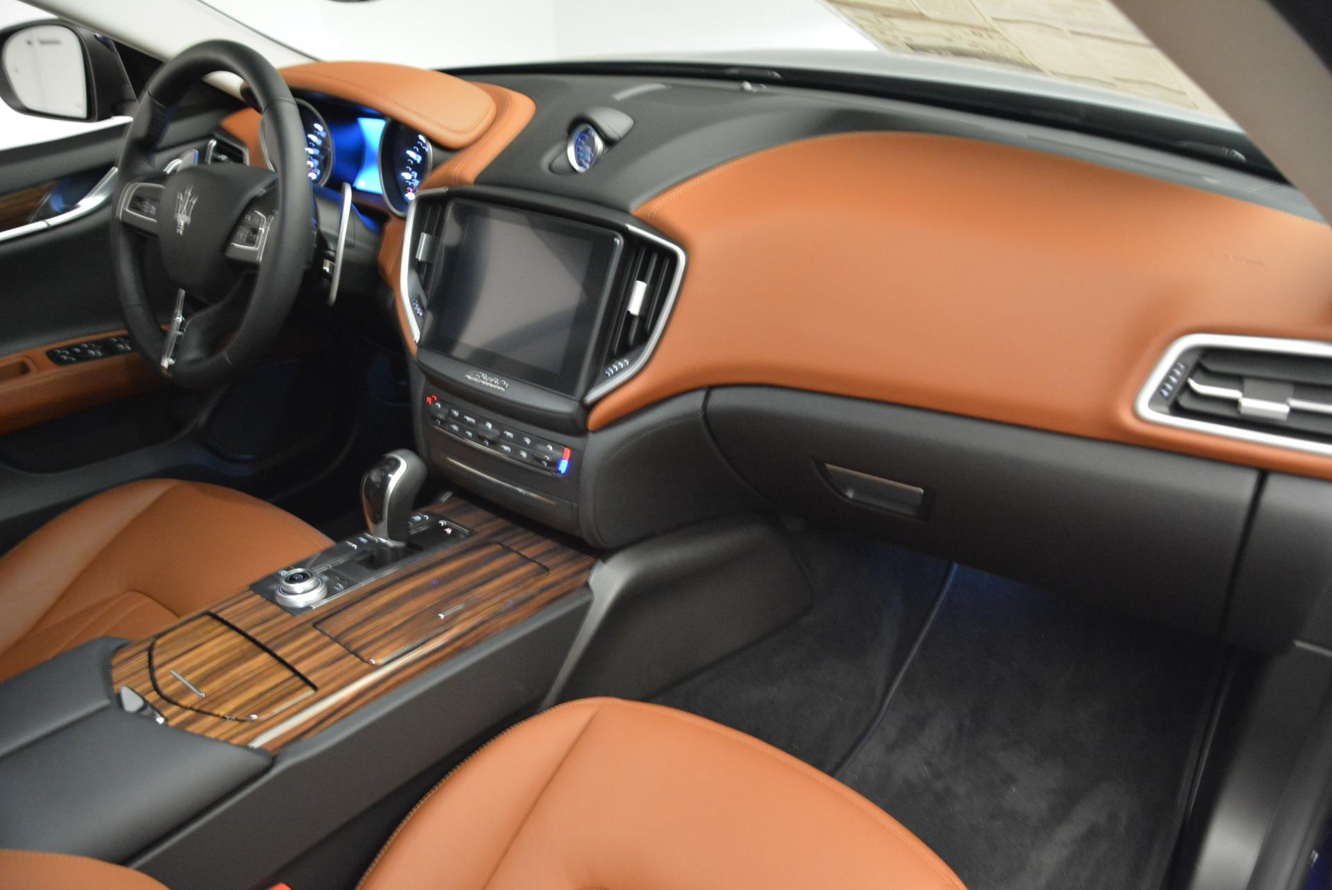 New 2018 Maserati Ghibli S Q4 For Sale In Westport, CT 1615_p19