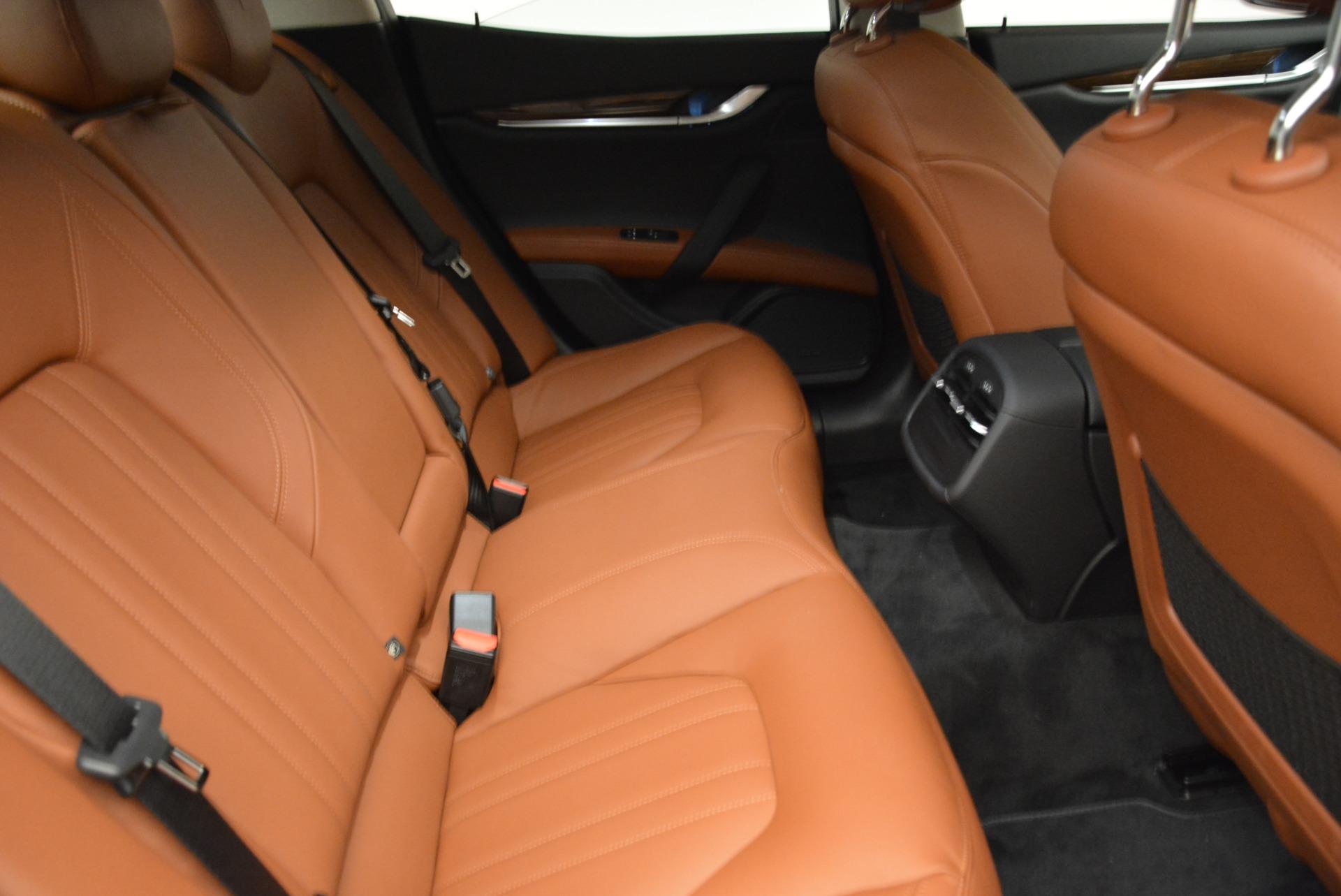 New 2018 Maserati Ghibli S Q4 For Sale In Westport, CT 1615_p25