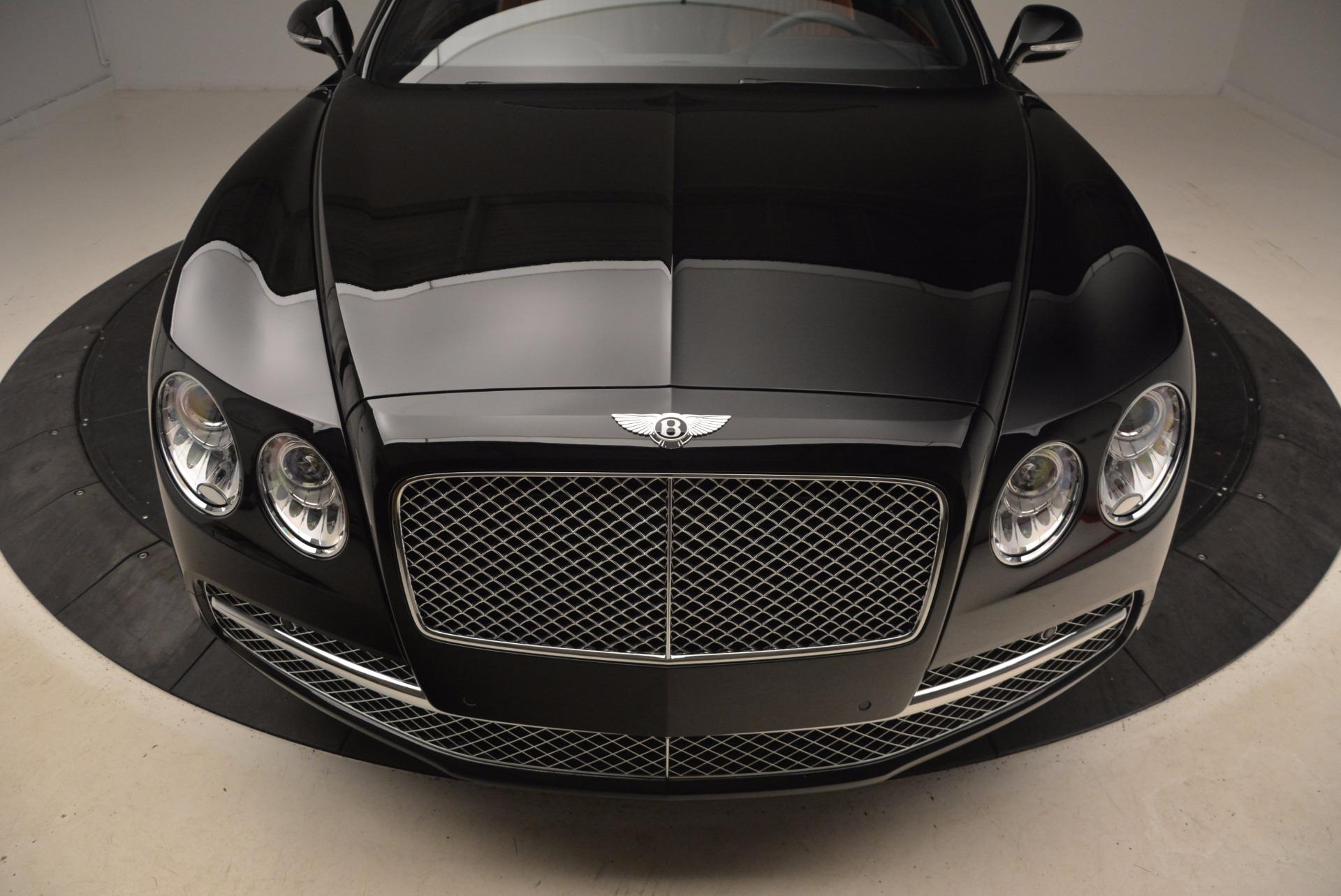 New 2017 Bentley Flying Spur W12 For Sale In Westport, CT 1616_p13