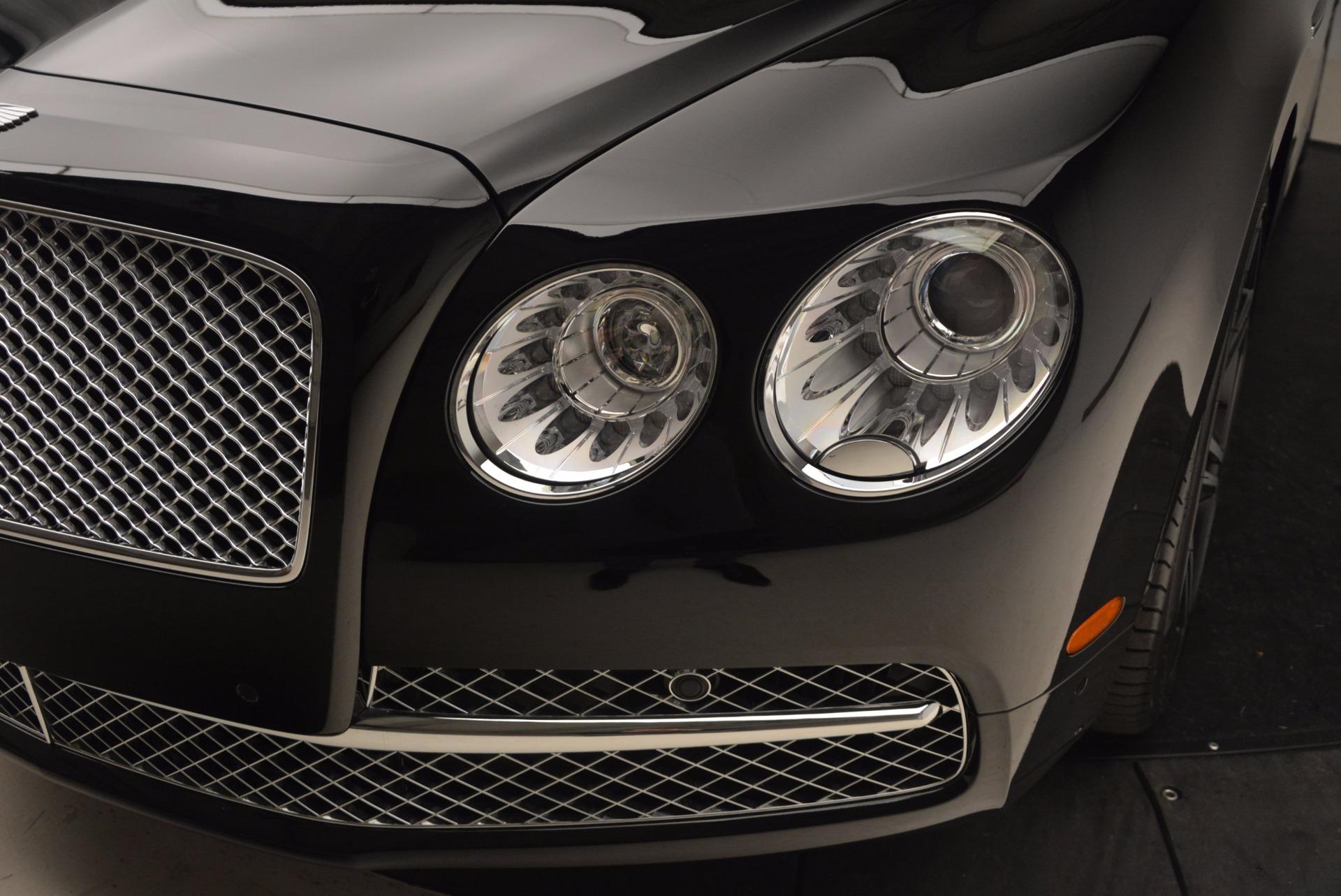 New 2017 Bentley Flying Spur W12 For Sale In Westport, CT 1616_p14