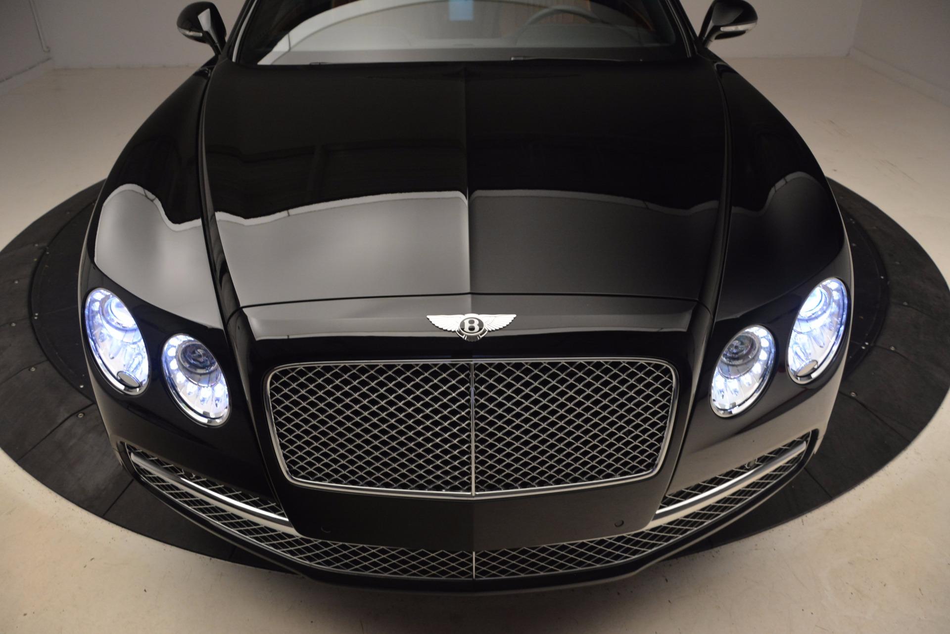 New 2017 Bentley Flying Spur W12 For Sale In Westport, CT 1616_p18