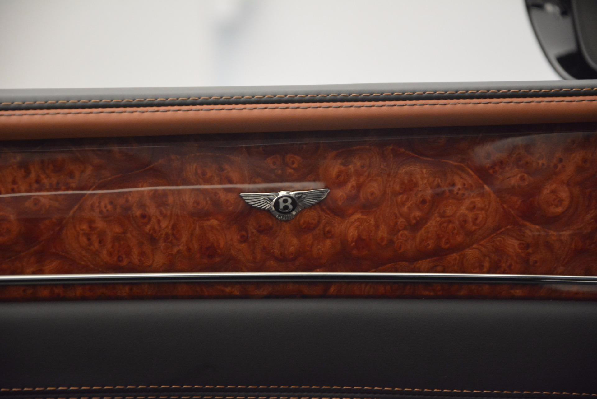 New 2017 Bentley Flying Spur W12 For Sale In Westport, CT 1616_p22