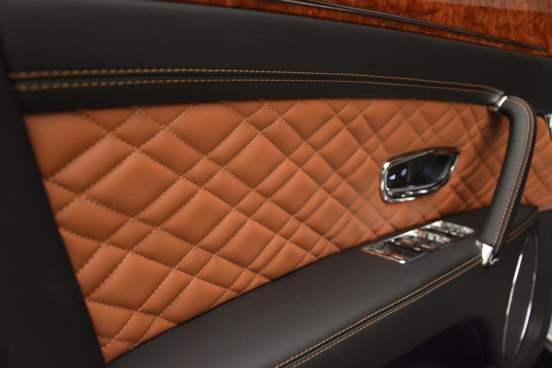 New 2017 Bentley Flying Spur W12 For Sale In Westport, CT 1616_p23