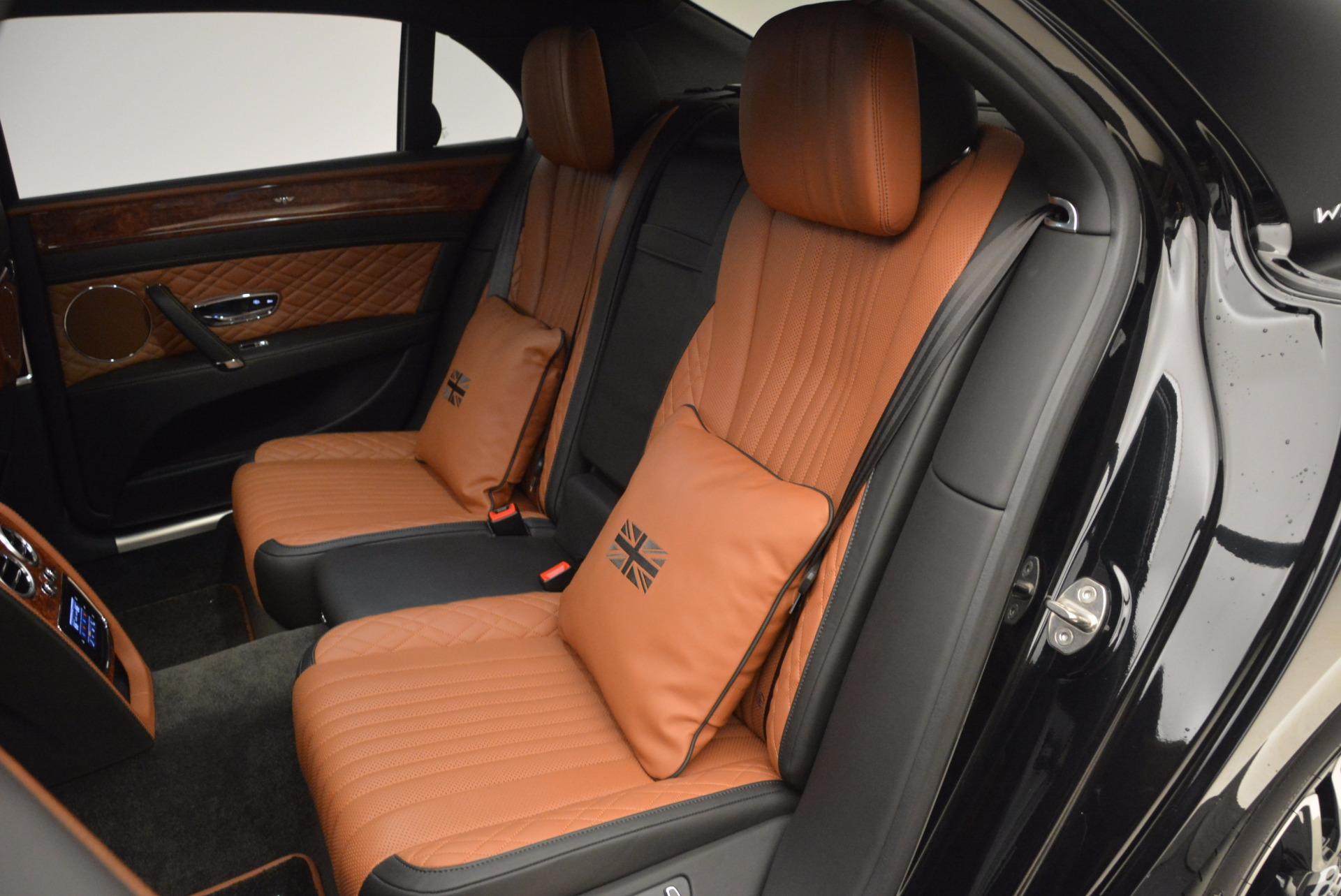 New 2017 Bentley Flying Spur W12 For Sale In Westport, CT 1616_p31