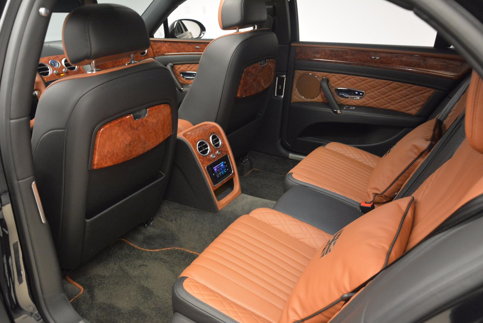 New 2017 Bentley Flying Spur W12 For Sale In Westport, CT 1616_p32