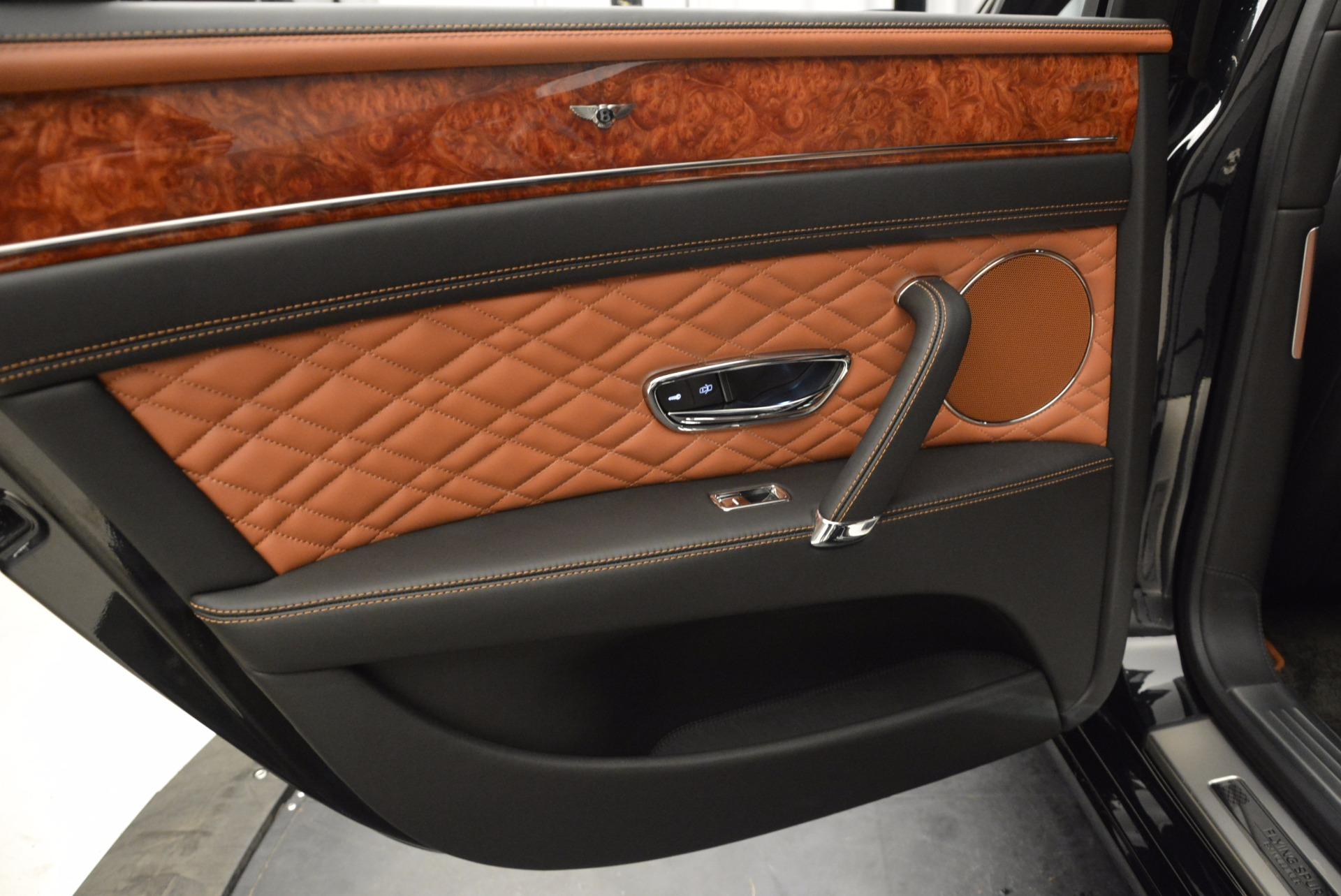 New 2017 Bentley Flying Spur W12 For Sale In Westport, CT 1616_p33