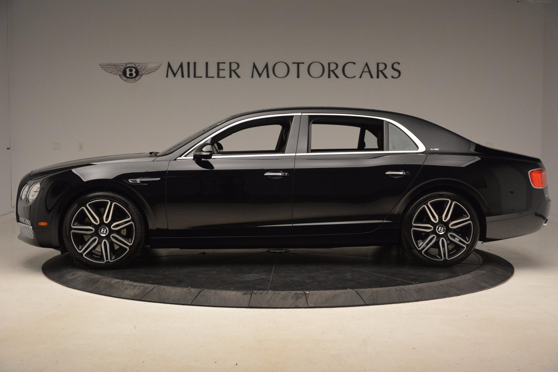 New 2017 Bentley Flying Spur W12 For Sale In Westport, CT 1616_p3